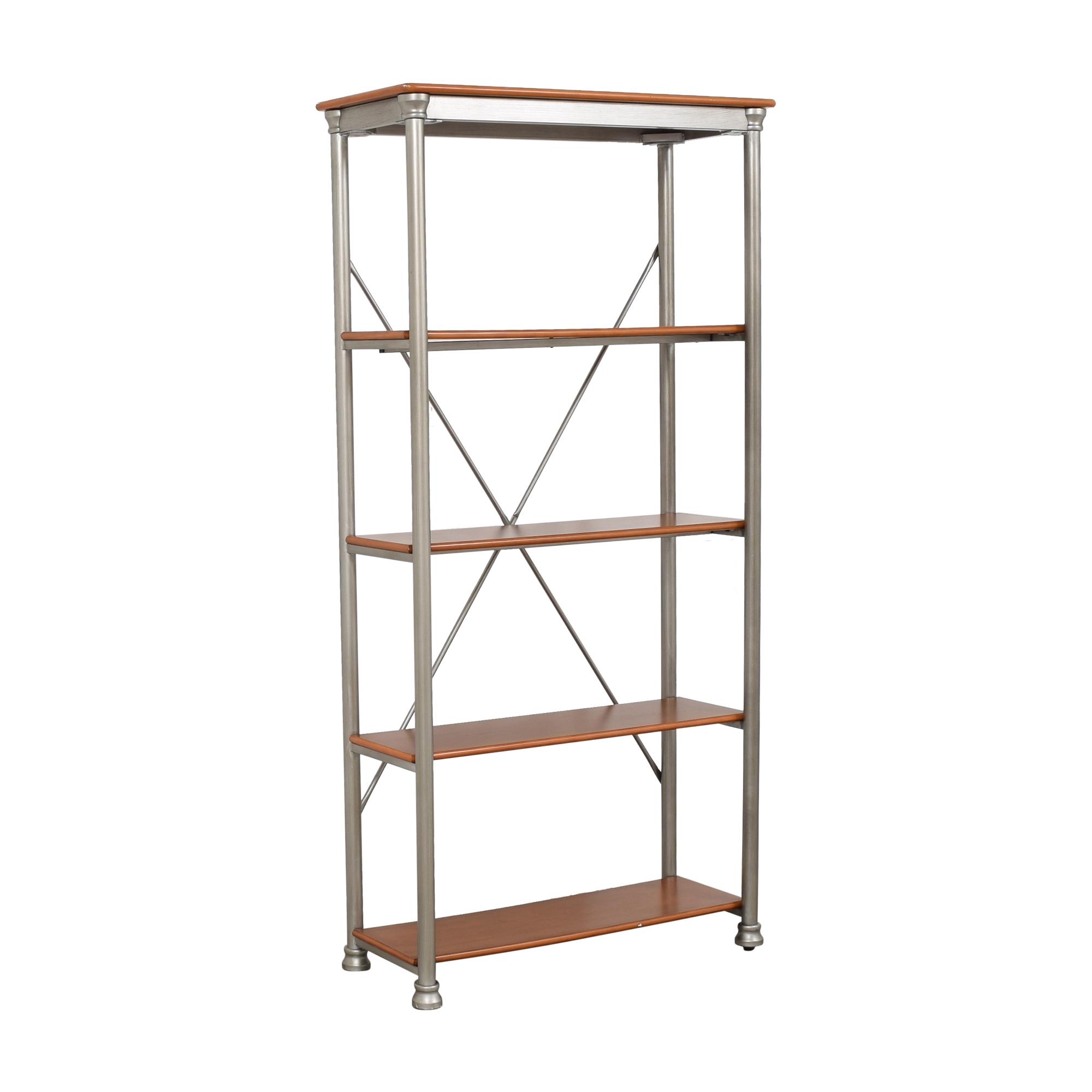 Copper Grove Copper Grove Industrial Bookcase on sale