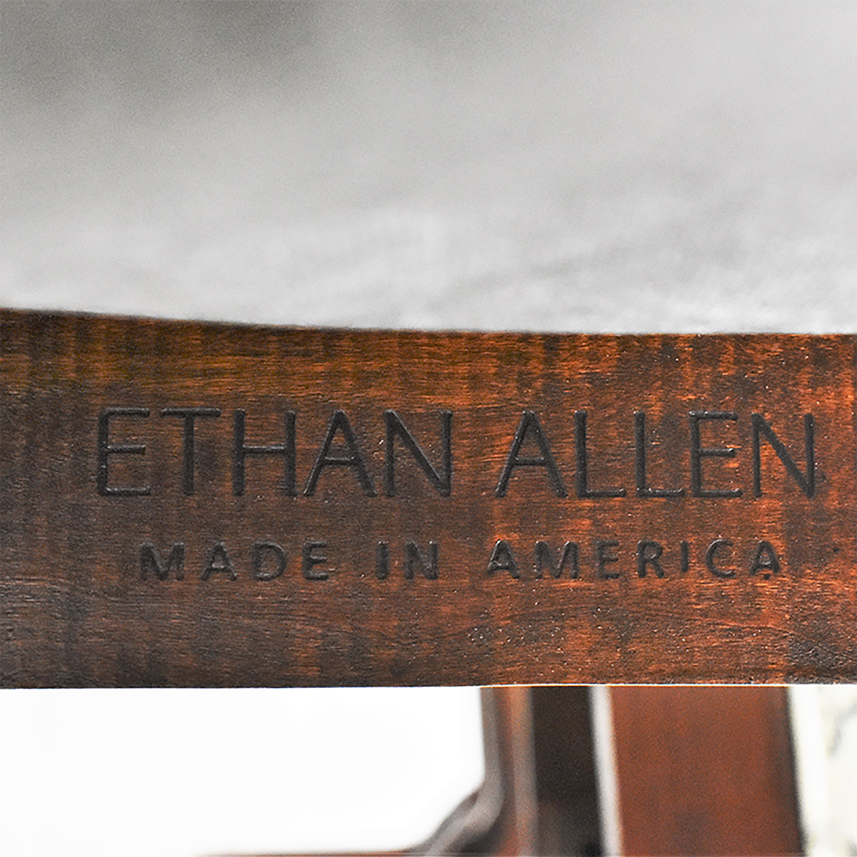 Ethan Allen Ethan Allen Georgian Court Dining Side Chairs  ct