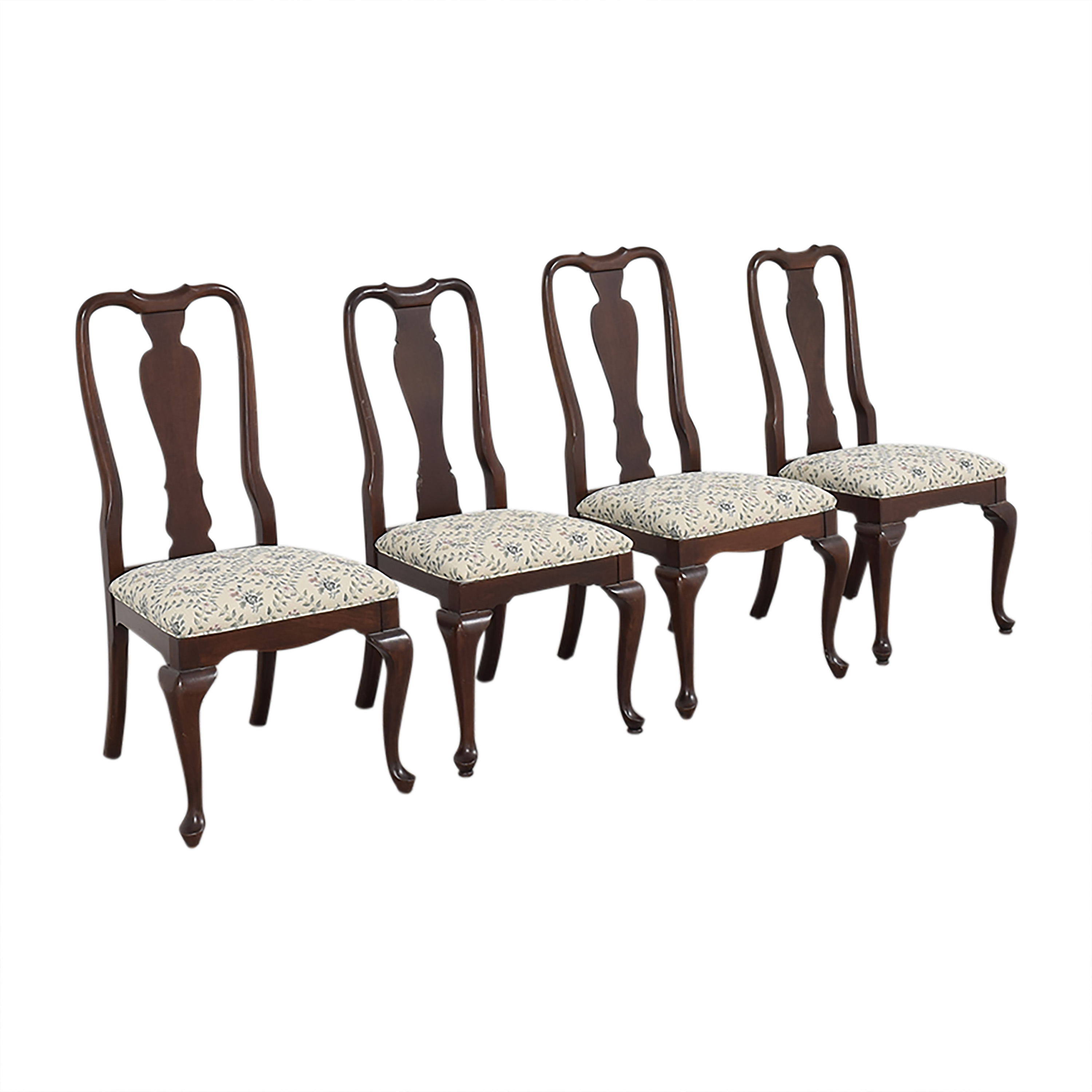 Ethan Allen Ethan Allen Georgian Court Dining Side Chairs  used