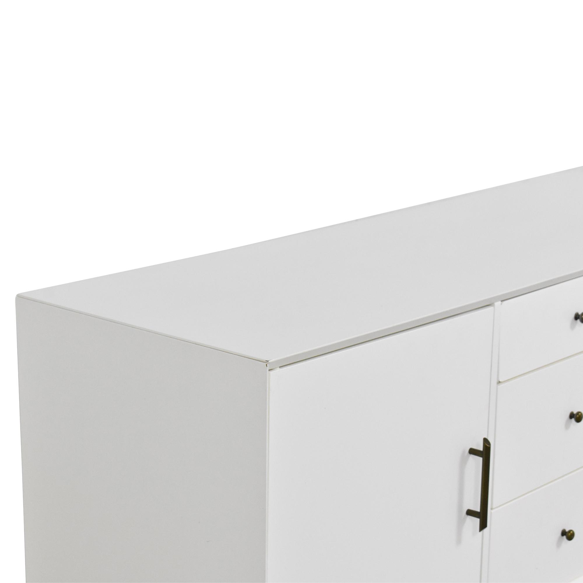 Wayfair Wayfair Destiny Wide Buffet Cabinet Storage
