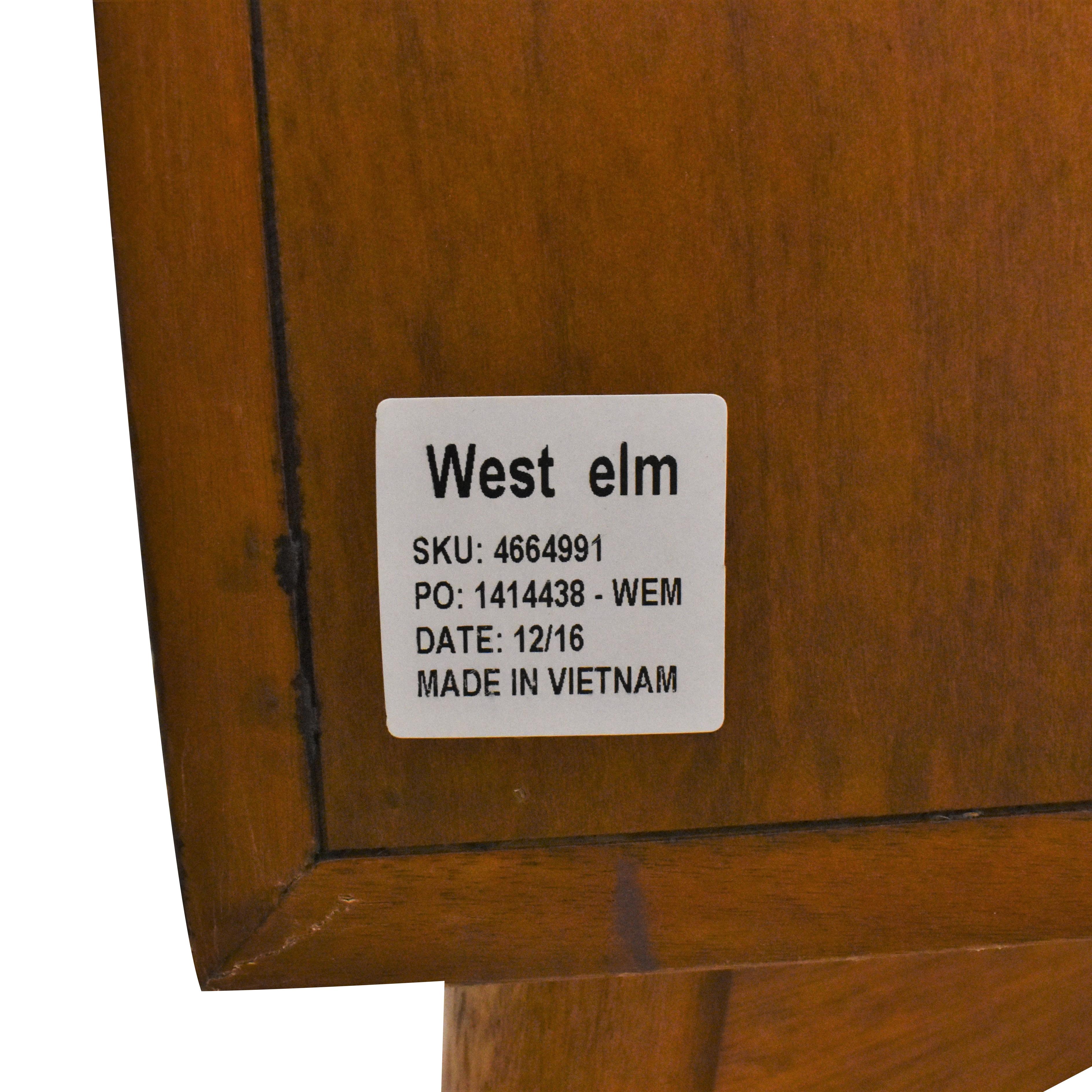 West Elm West Elm Mid Century Chifforobe ma