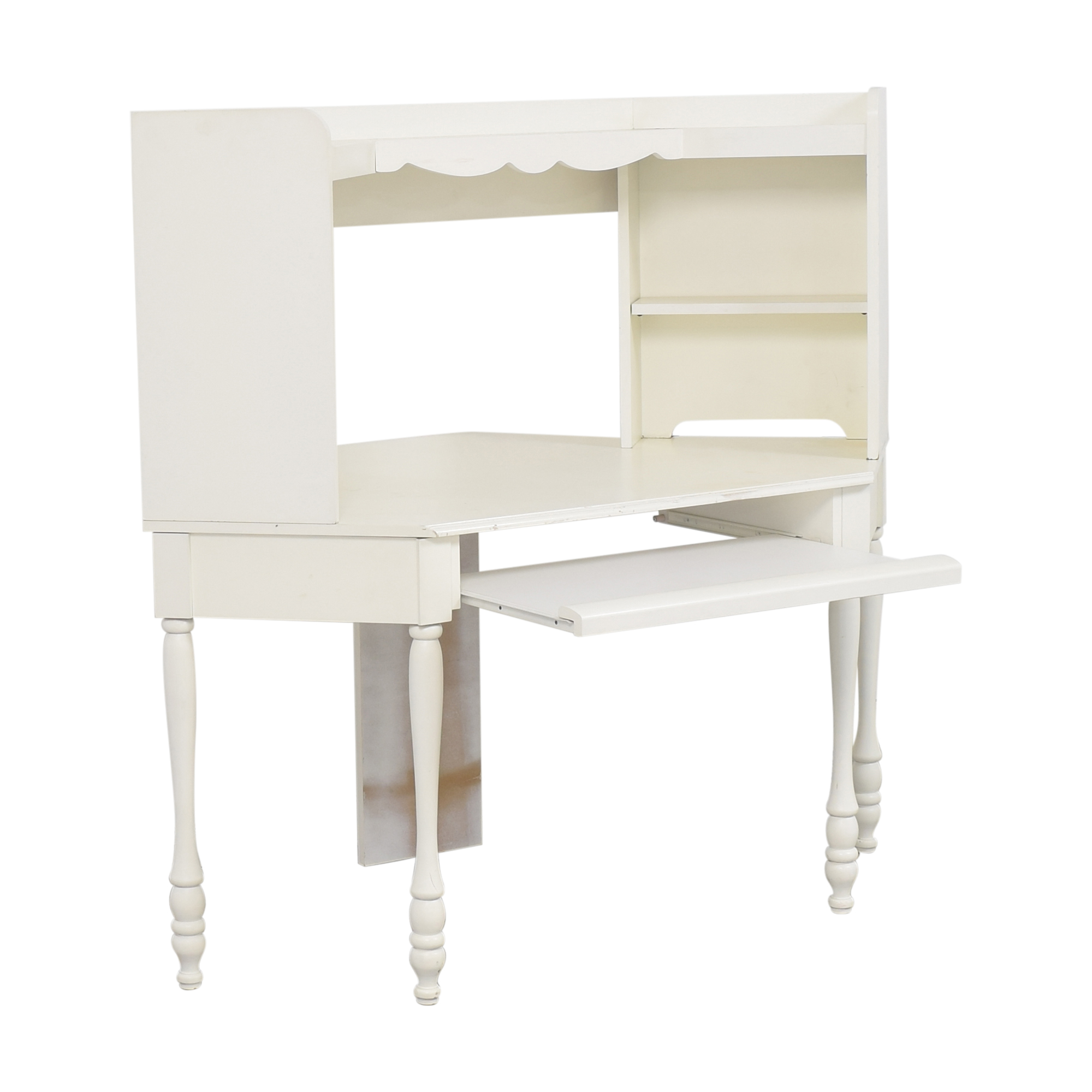 buy Stanley Furniture Corner Computer Desk with Hutch Stanley Furniture Tables