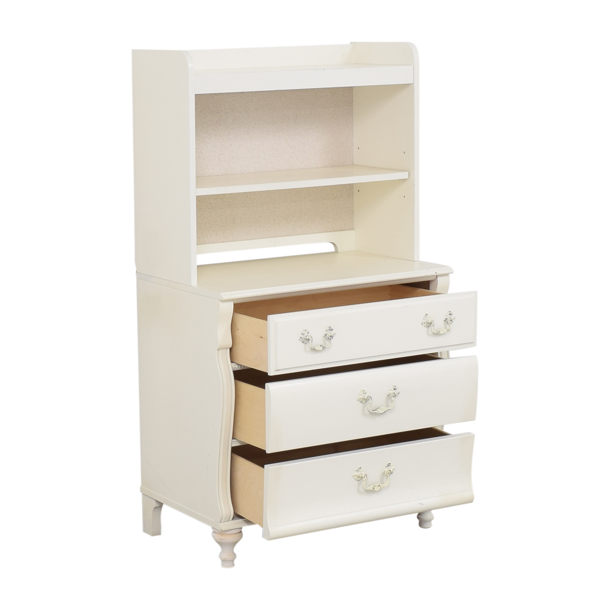 Stanley Furniture Stanley Furniture Young America Caroline Chest and Hutch dimensions