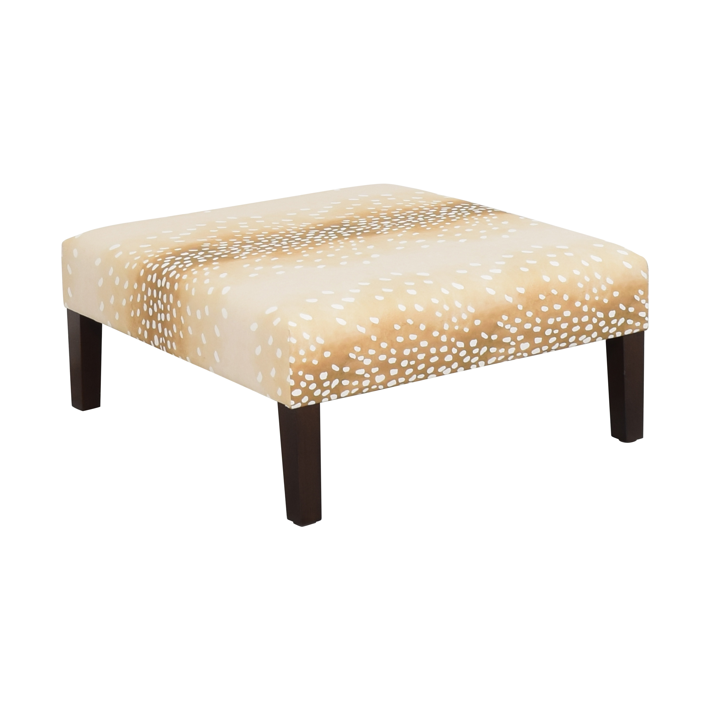 shop The Inside The Inside Fawn Cocktail Ottoman online