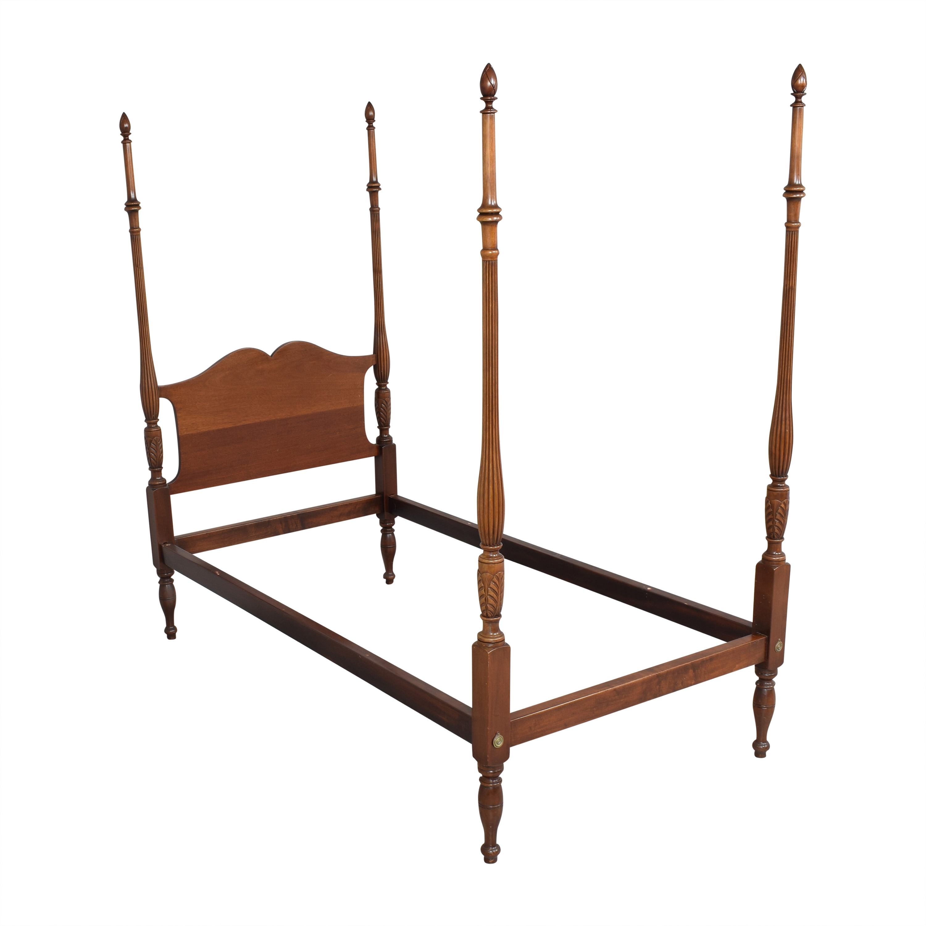 Four Poster Twin Bed / Bed Frames