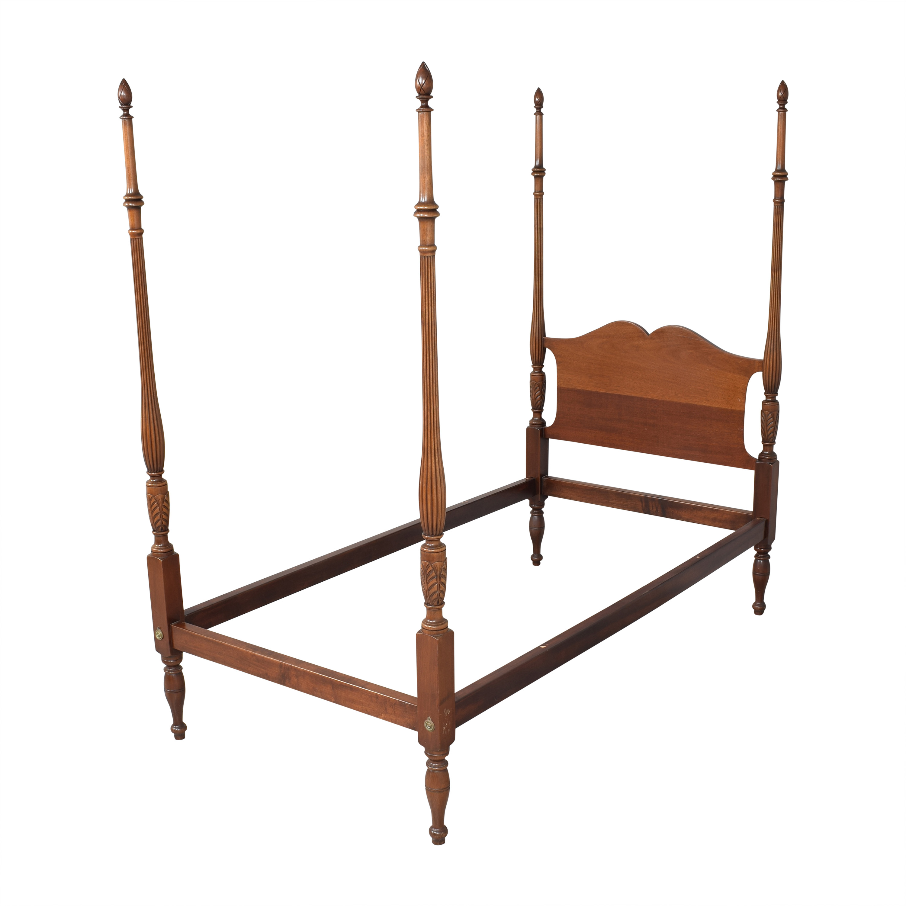 Four Poster Twin Bed for sale