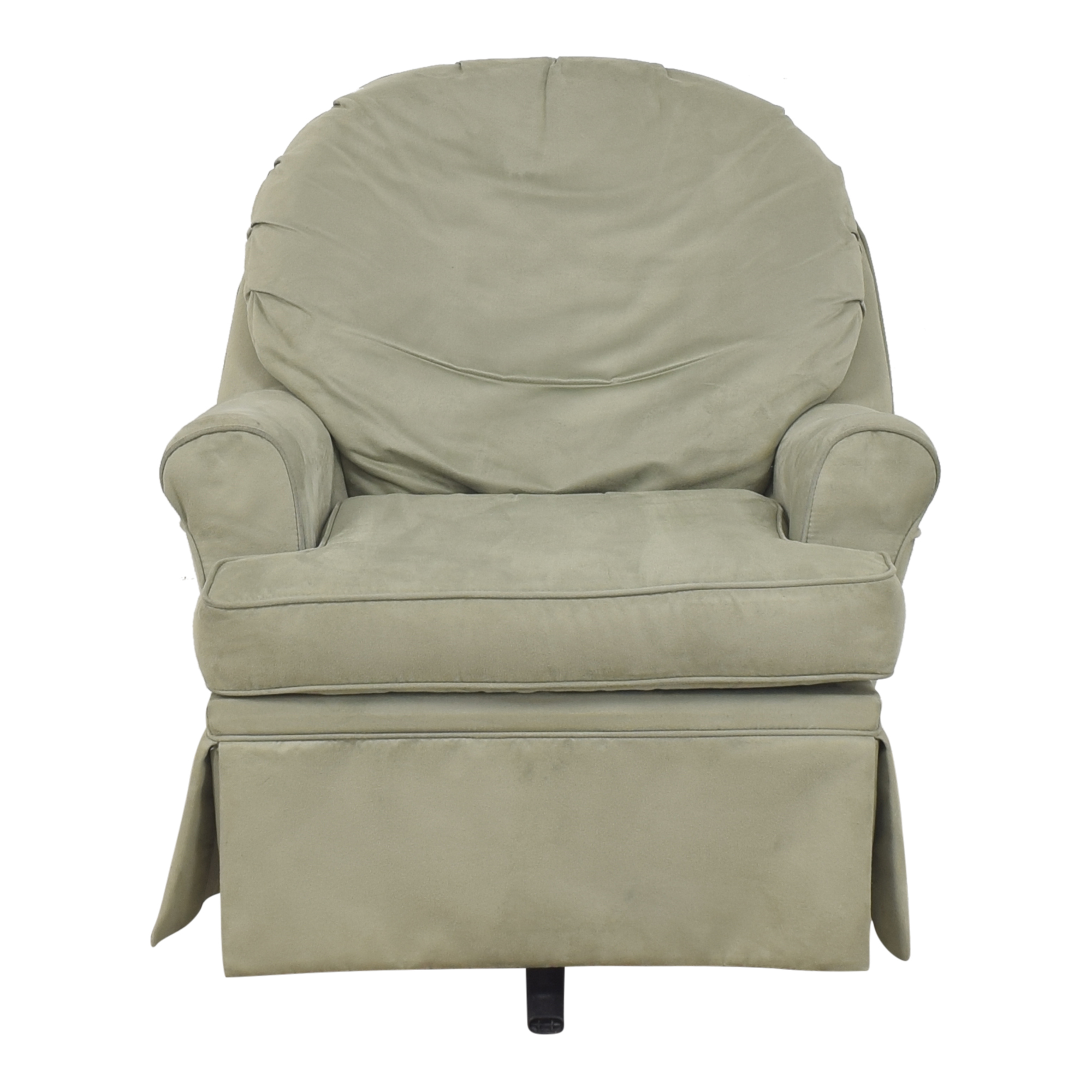 shop Dutailier Upholstered Glider with Ottoman Dutailier Recliners