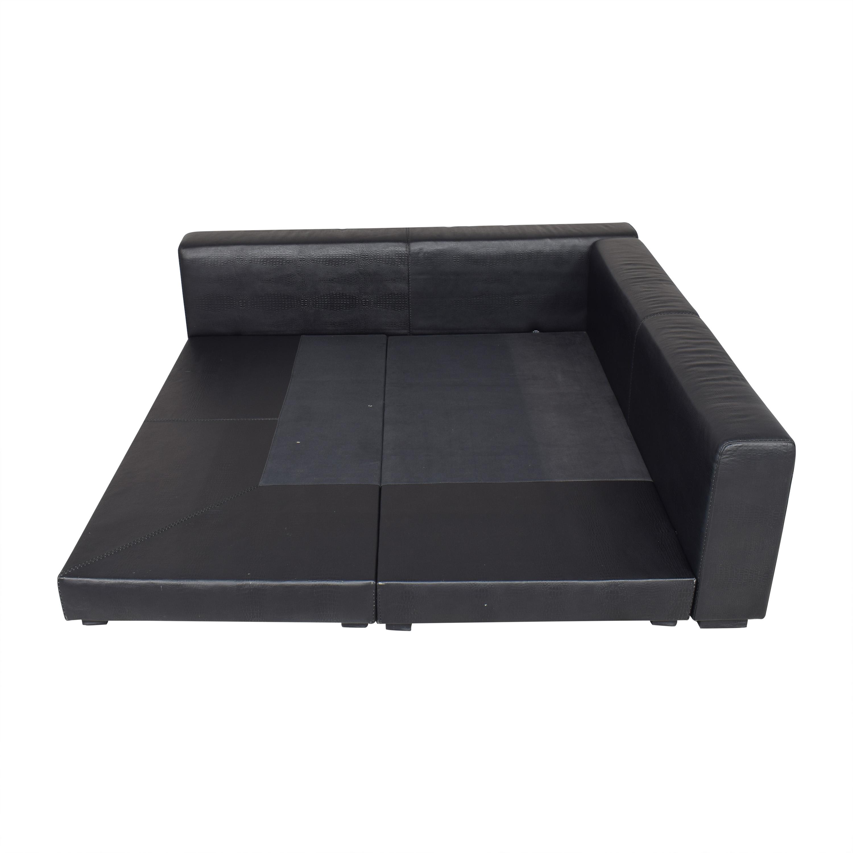 buy Space 9 King Platform Bed  Space 9 Beds