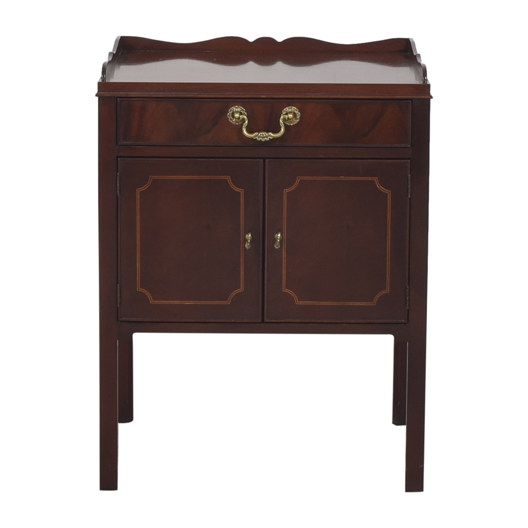 buy Baker Furniture Baker Furniture Two Door Nightstand online