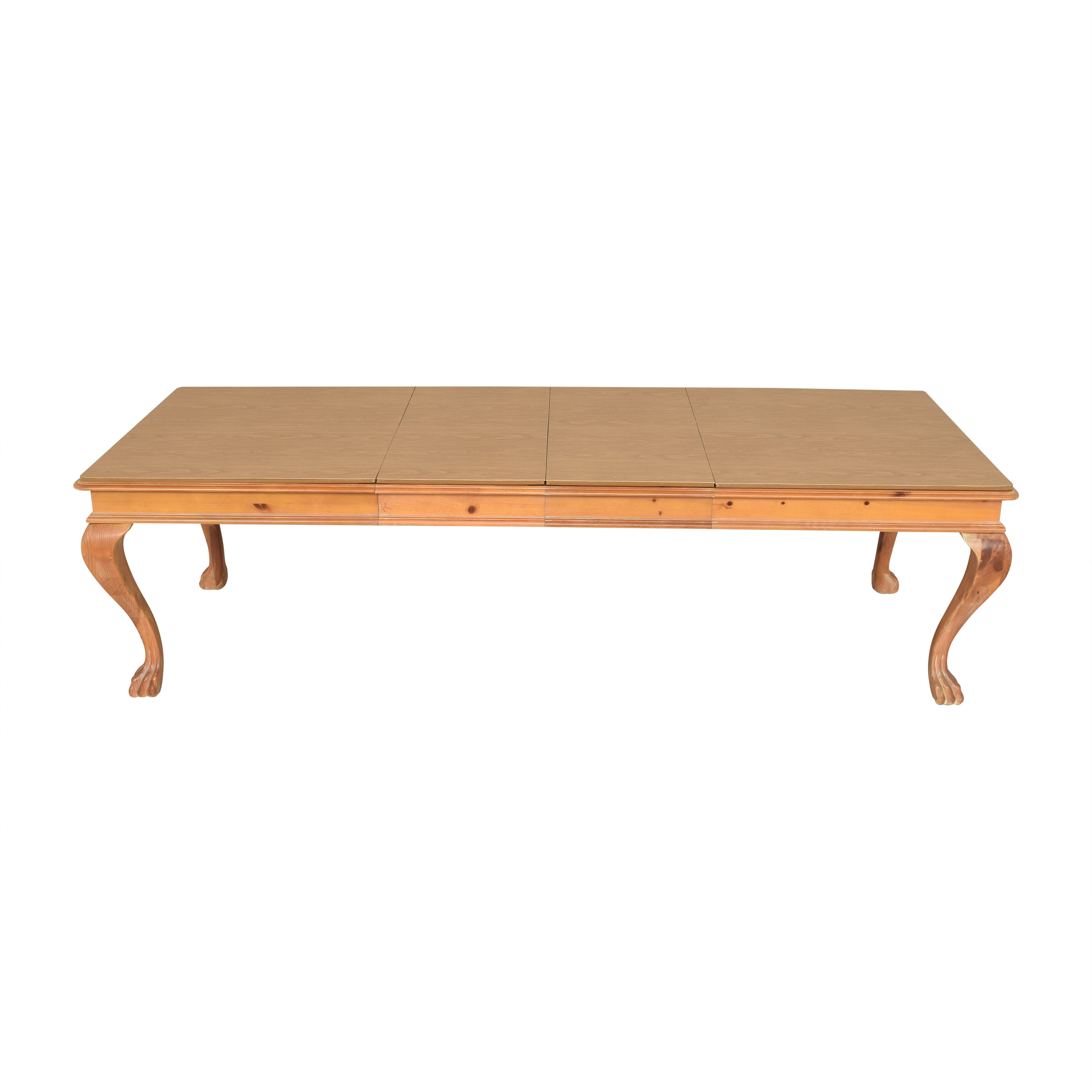 Thomasville Thomasville Extendable Chippendale Dining Table ma