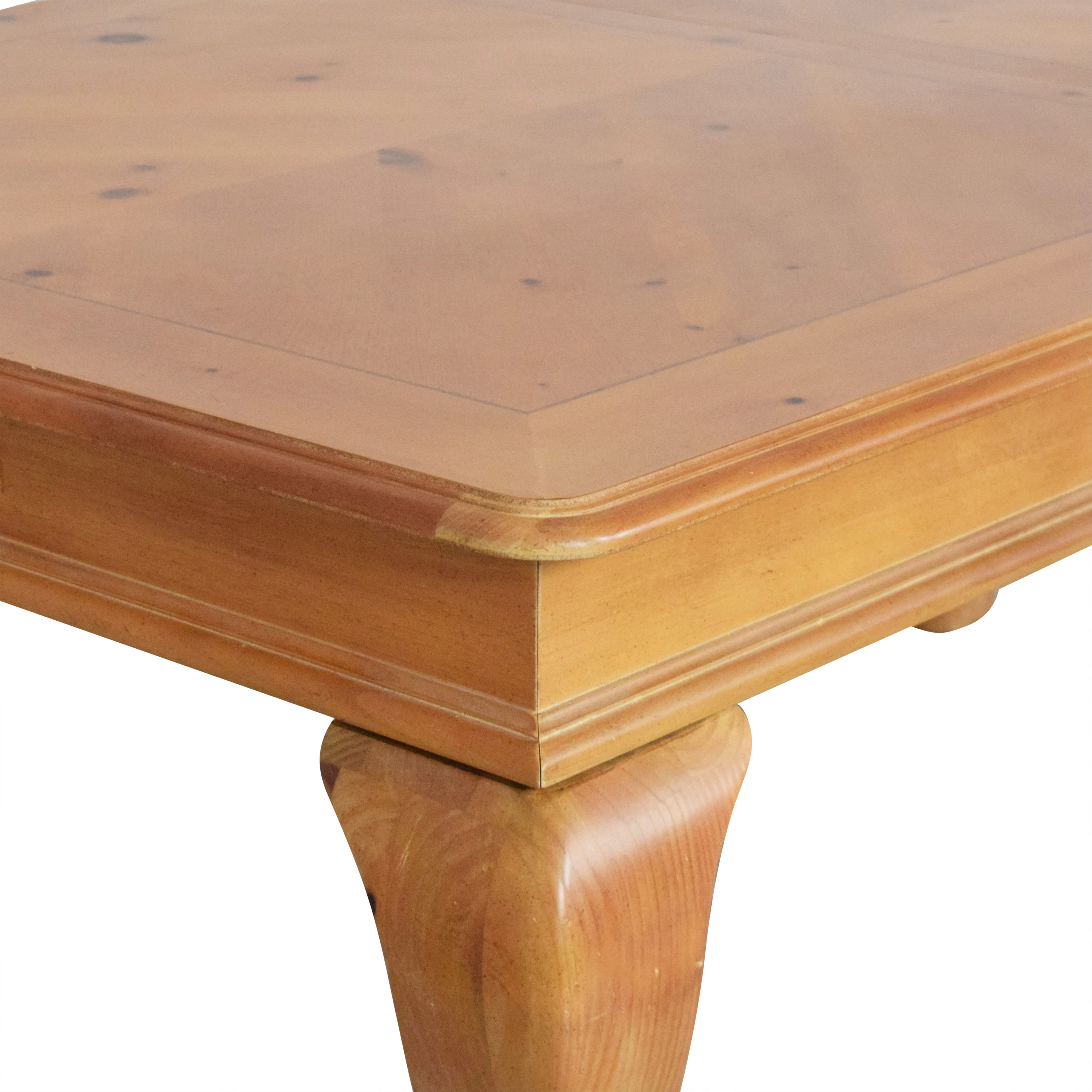 Thomasville Thomasville Extendable Chippendale Dining Table coupon