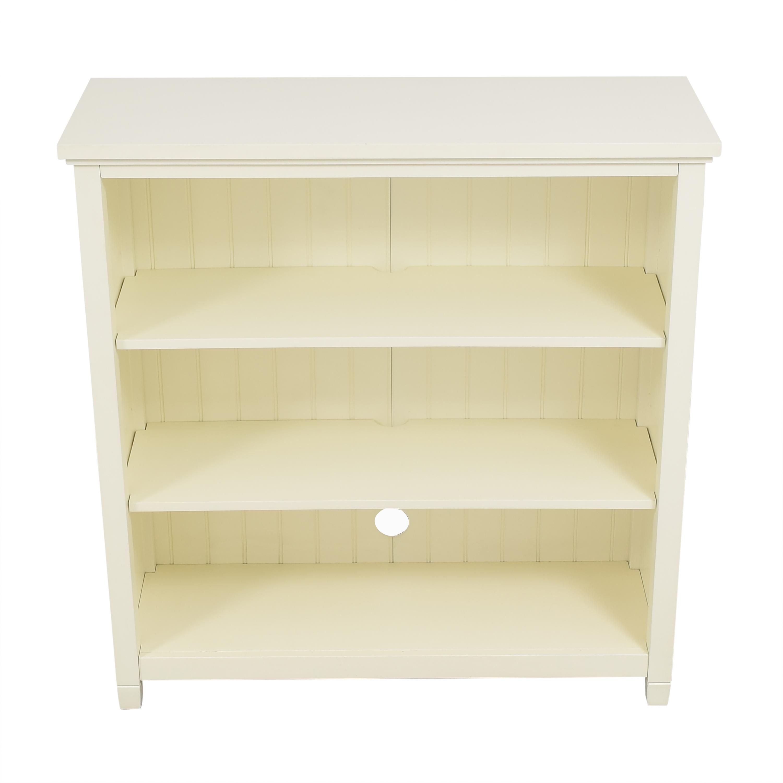 PBteen PBteen Beadboard Wide Bookcase on sale