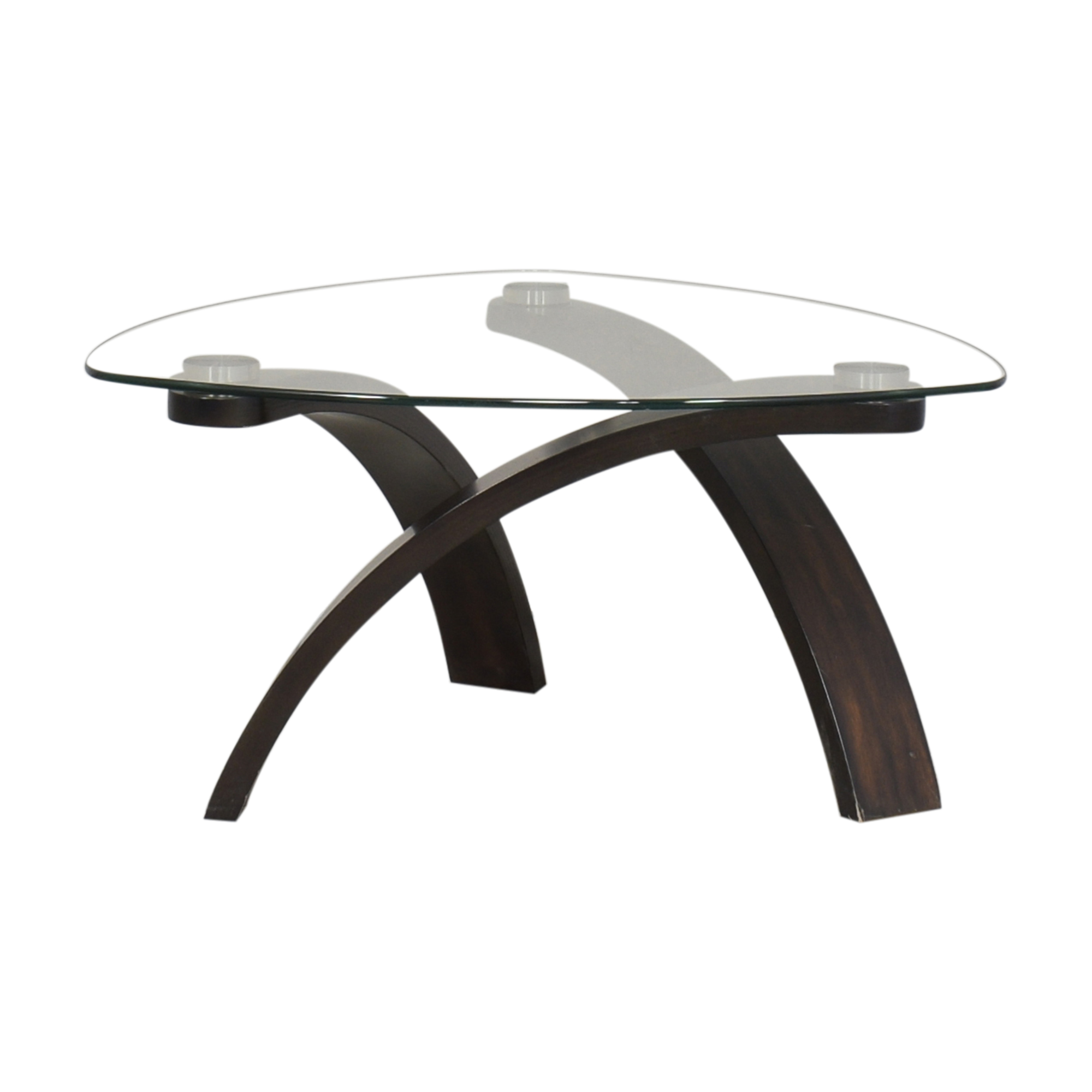 Raymour & Flanigan Raymour & Flanigan Allure Coffee Table on sale