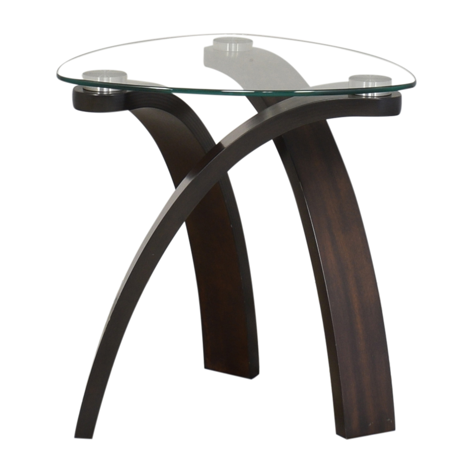 buy Raymour & Flanigan Allure End Table Raymour & Flanigan Accent Tables