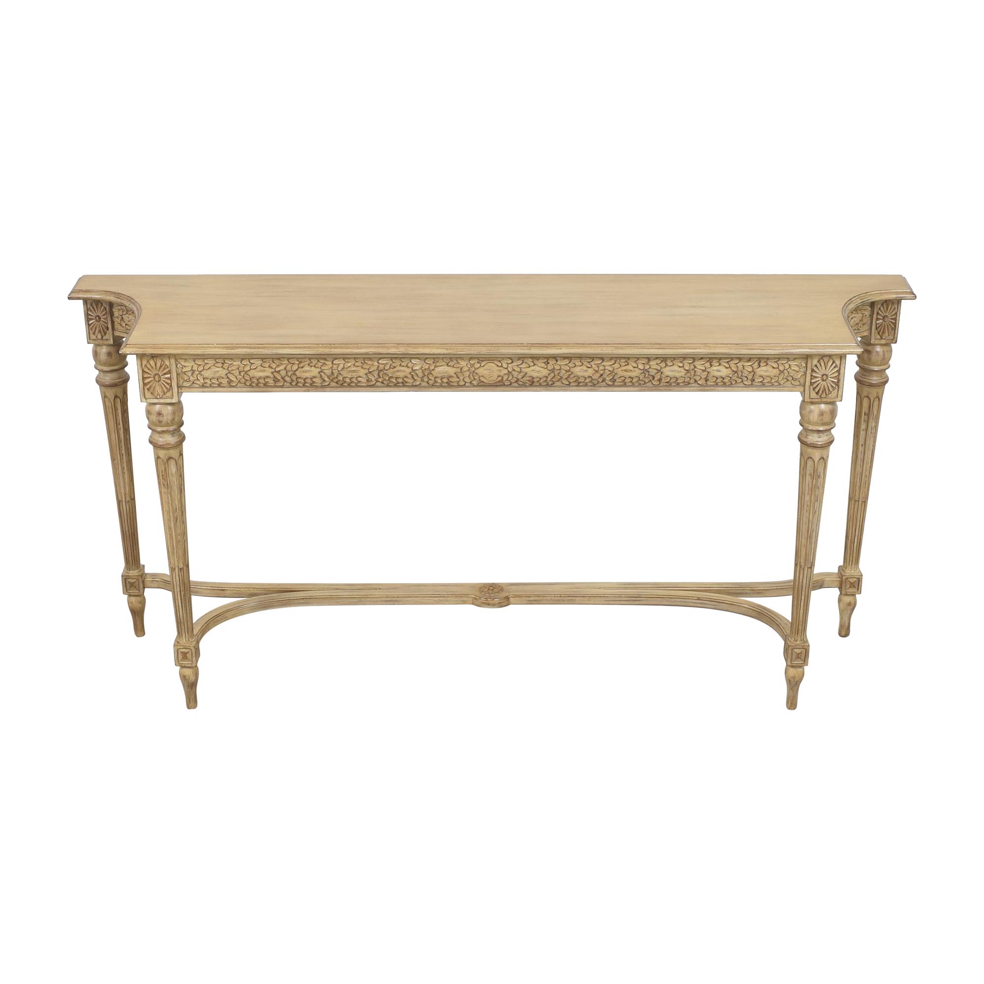 Louis J. Solomon Louis J. Solomon French-Style Console Table for sale