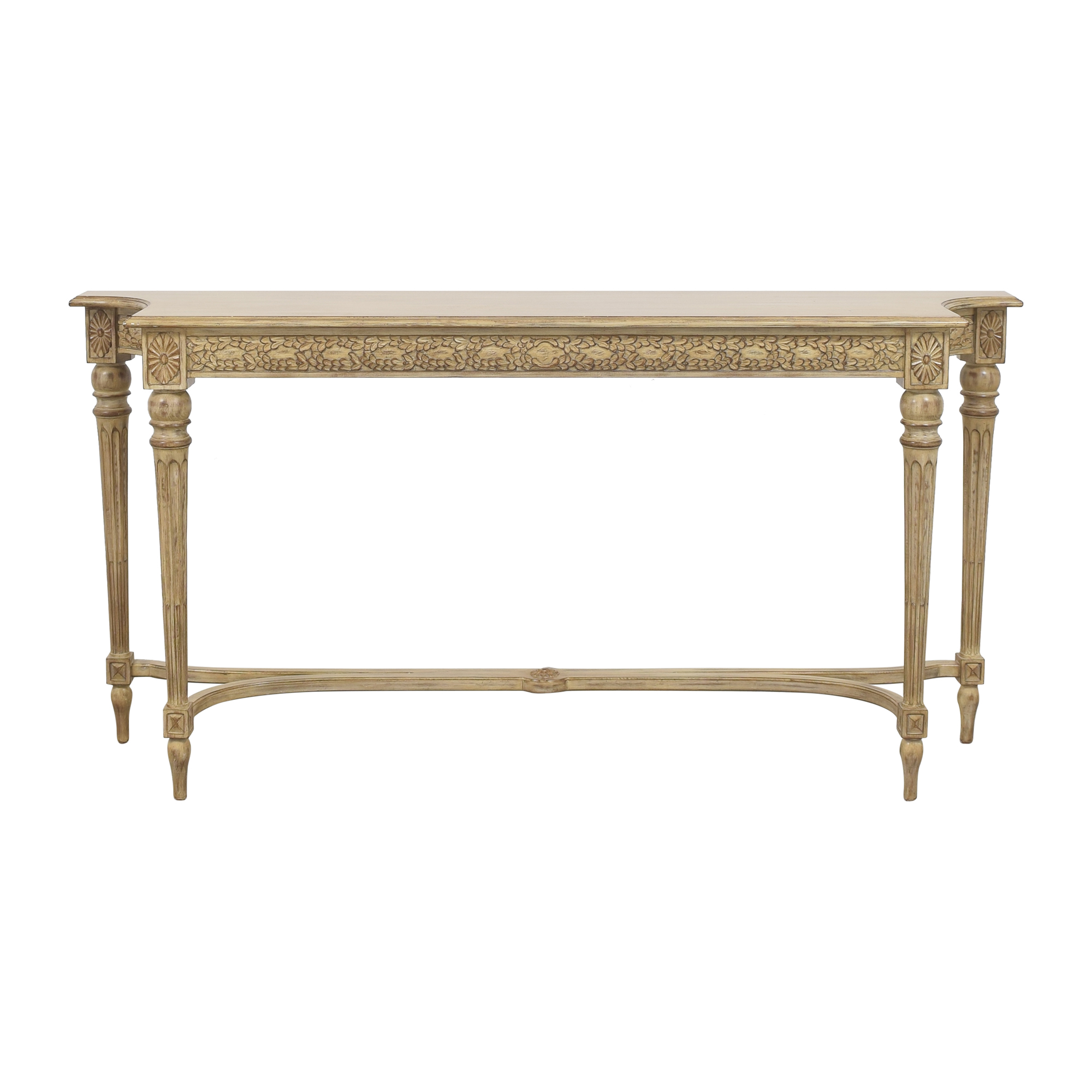 Louis J. Solomon Louis J. Solomon French-Style Console Table pa