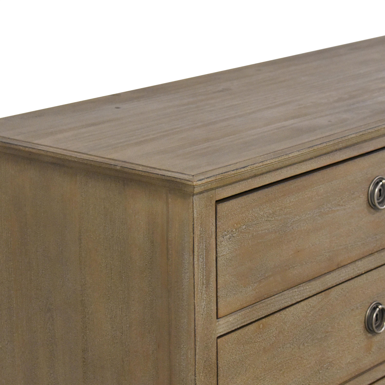 shop Restoration Hardware Restoration Hardware Maison Six Drawer Dresser online