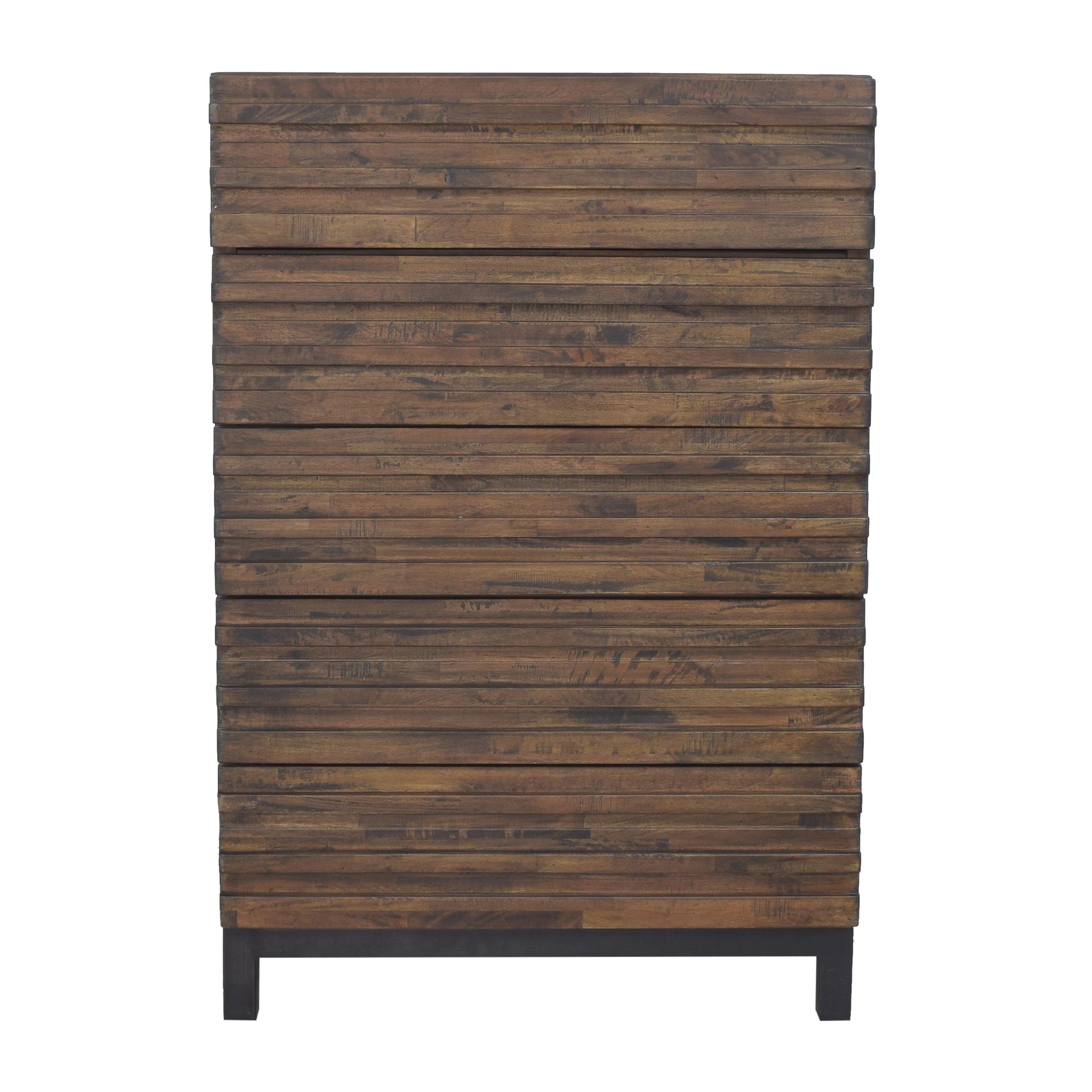 Raymour & Flanigan Raymour & Flanigan Nara Five Drawer Chest Dressers