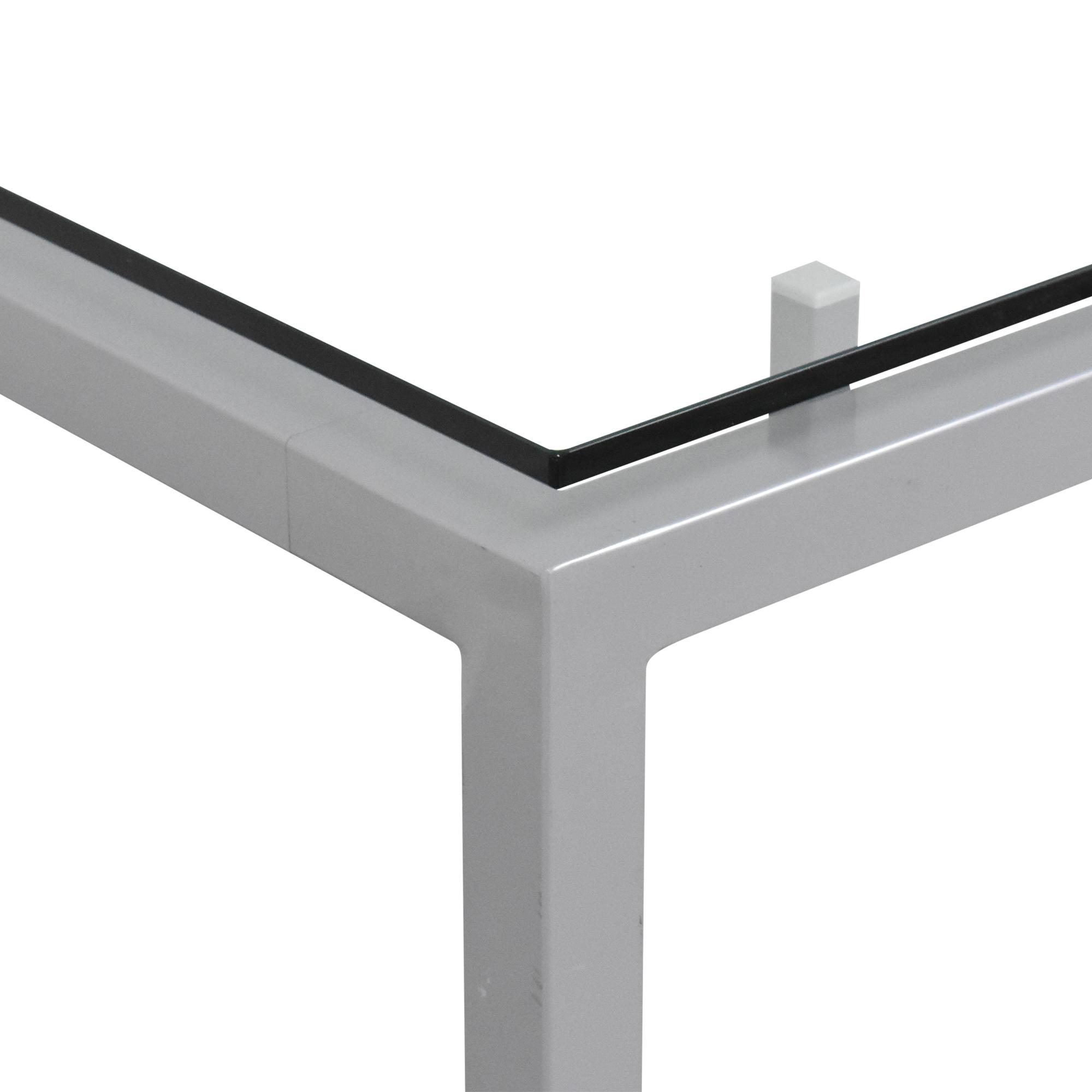 Design Within Reach Design Within Reach Tavola Table grey