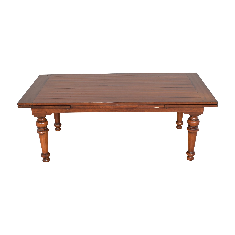 Hooker Furniture Hooker Furniture Extendable Dining Table  Tables