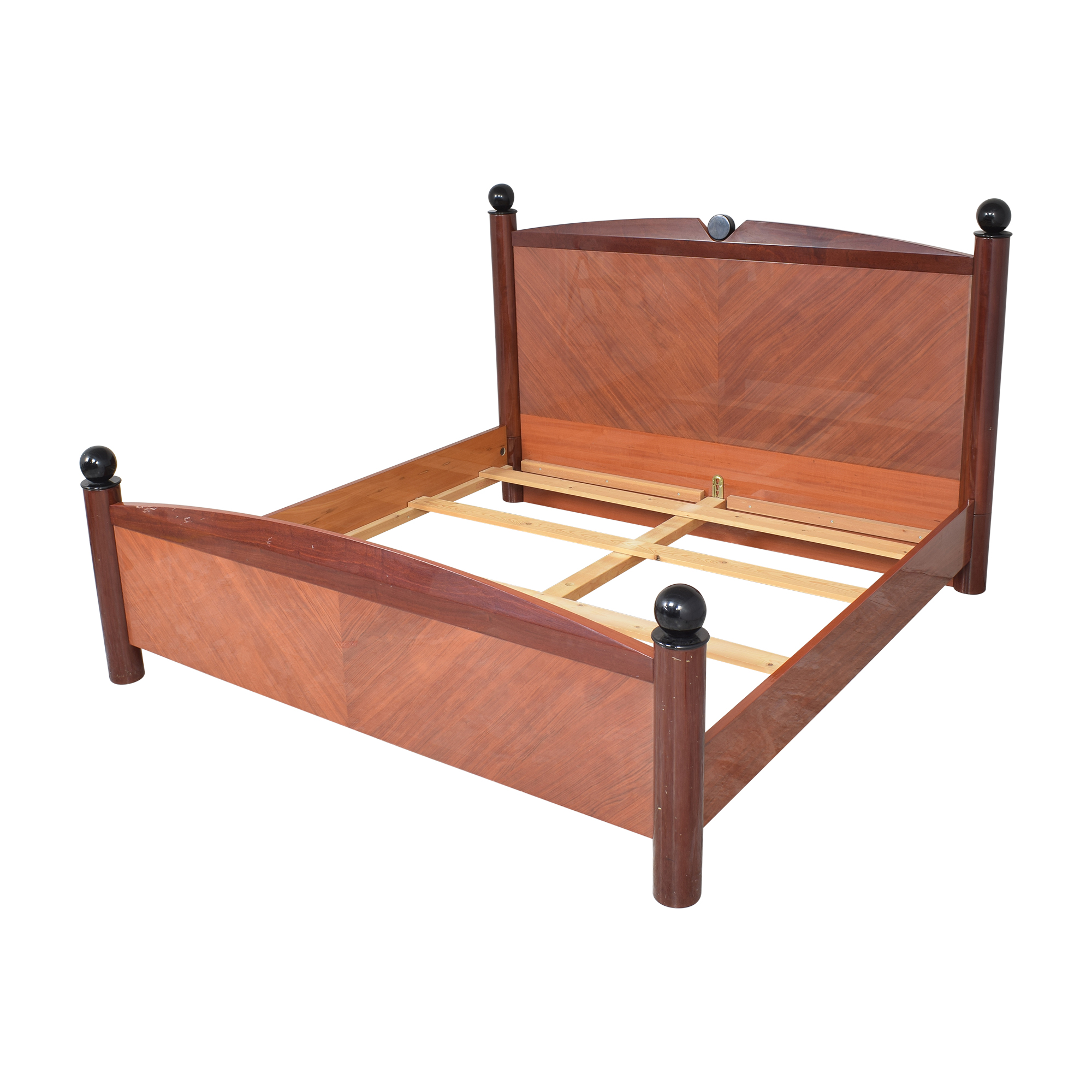 Chevron King Bed Bed Frames
