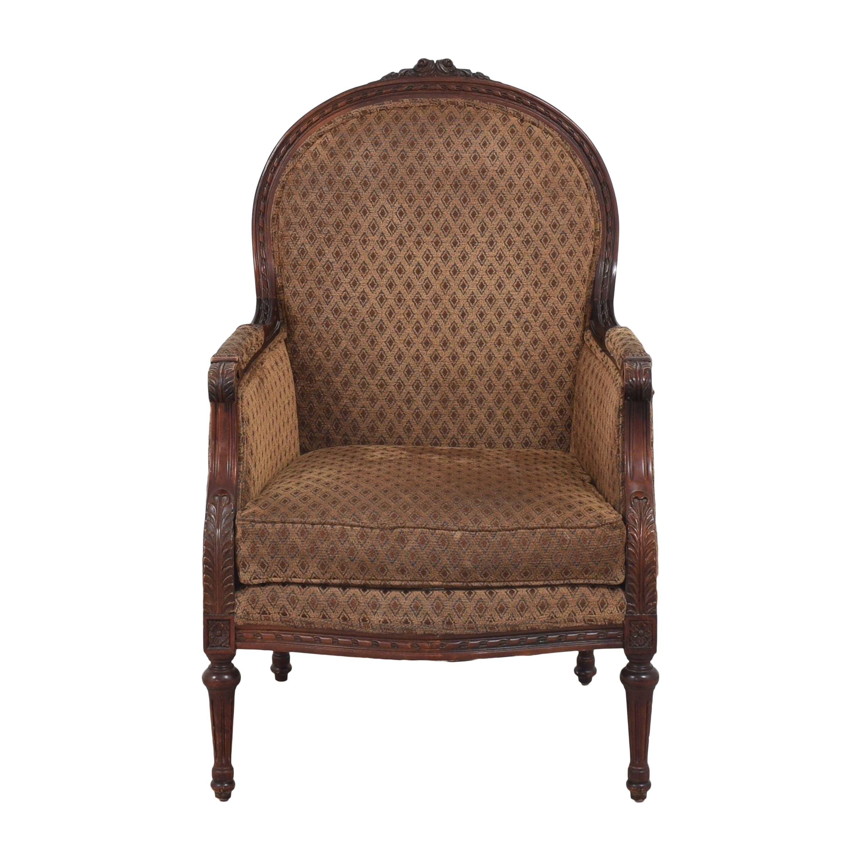 shop Thomasville Upholstered Accent Chair Thomasville Chairs