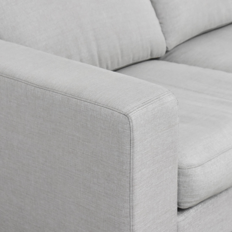 shop BoConcept BoConcept Chaise Sectional Sofa online