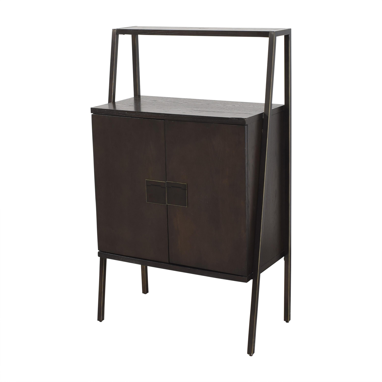 West Elm Top Shelf Bar / Cabinets & Sideboards