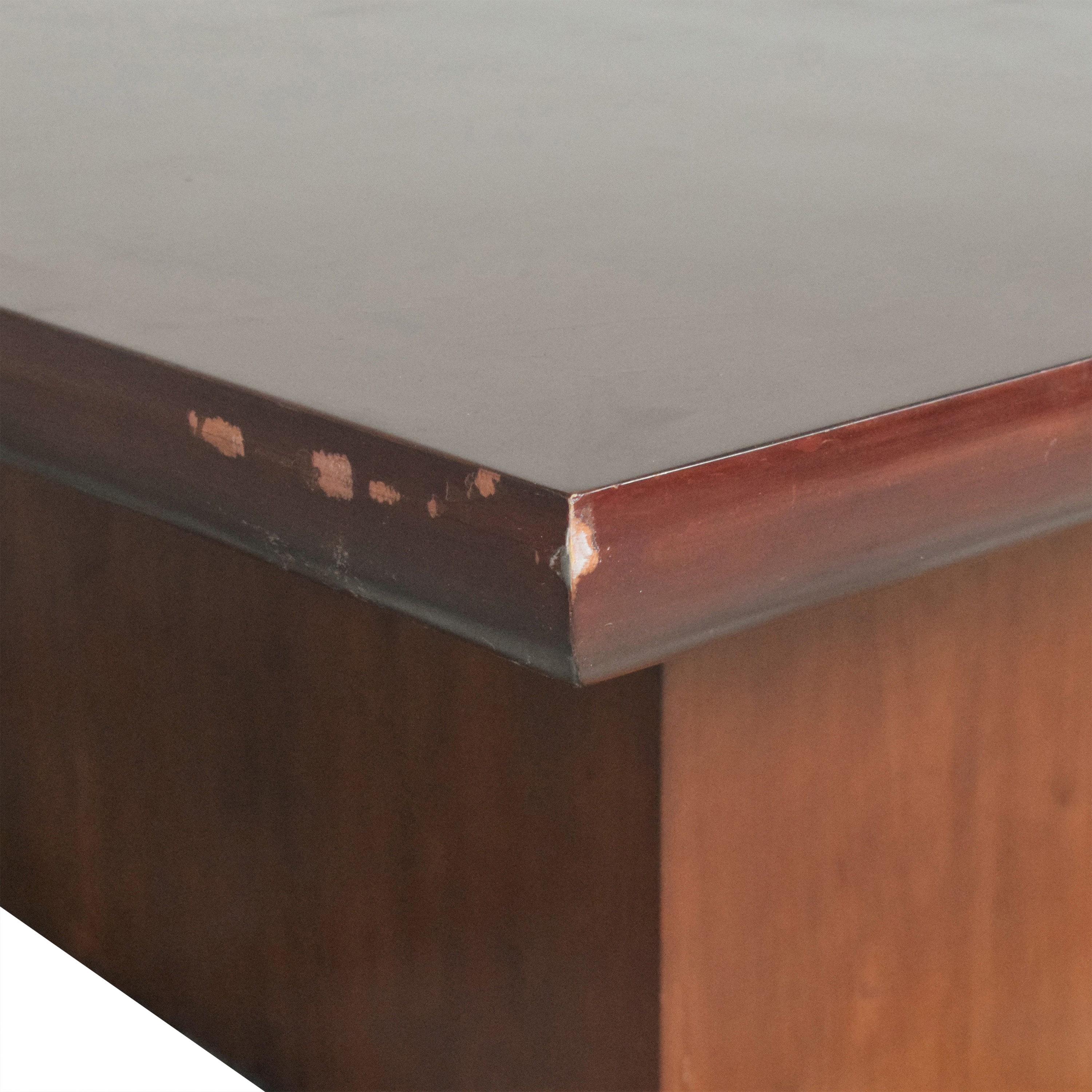 Terres Terres Square Dining Table second hand