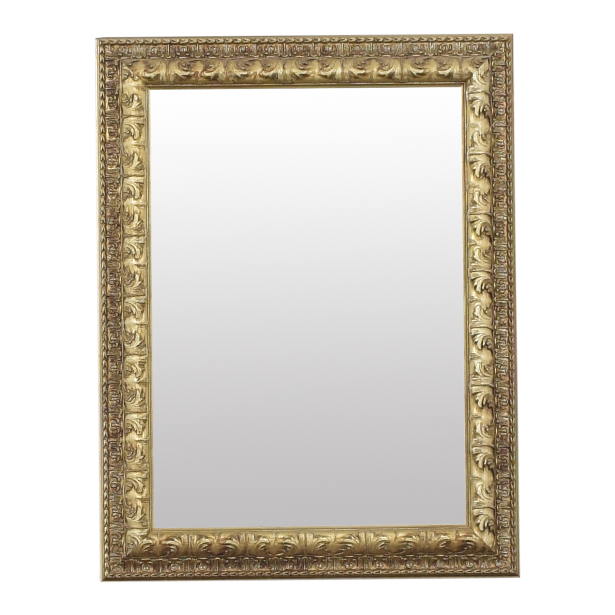 Decorative Framed Wall Mirror gold
