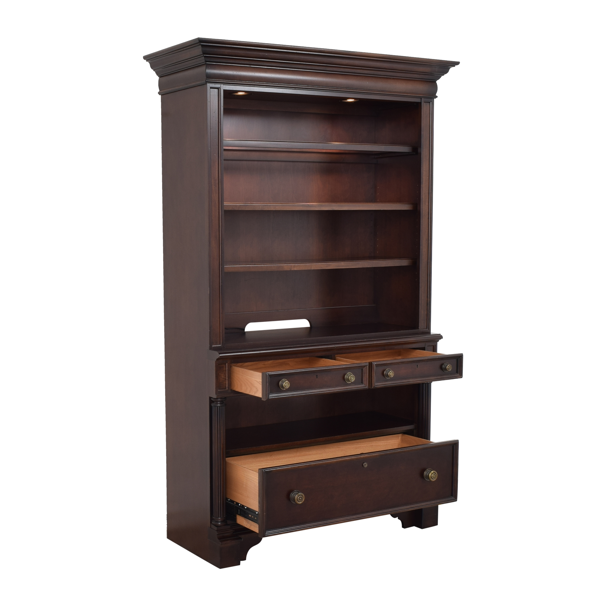 Stanley Furniture Stanley Furniture Bookcase Cabinet used