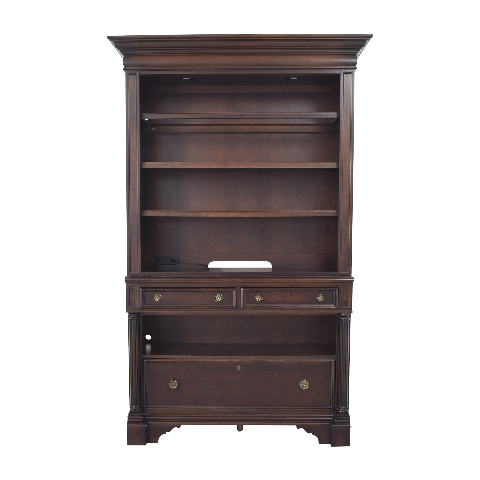 Stanley Furniture Stanley Furniture Bookcase Cabinet Bookcases & Shelving
