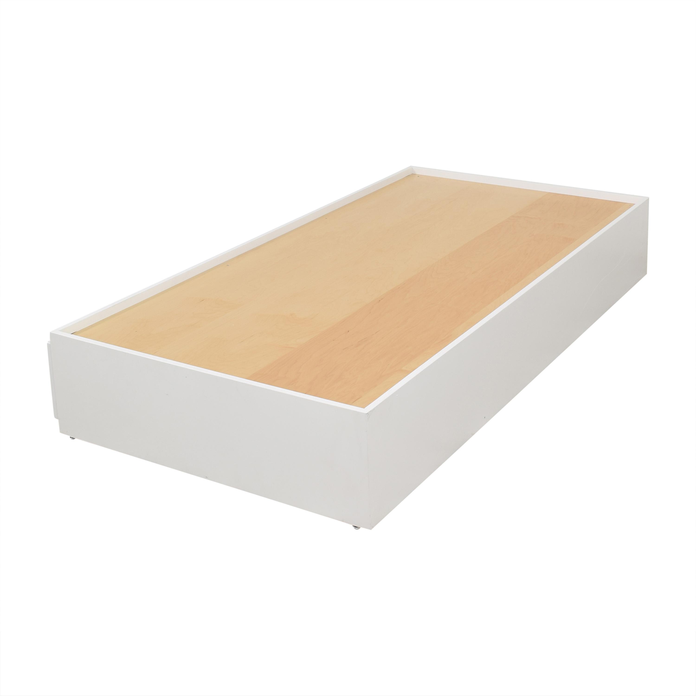 Urbangreen Furniture Urbangreen Twin Storage Bed Beds