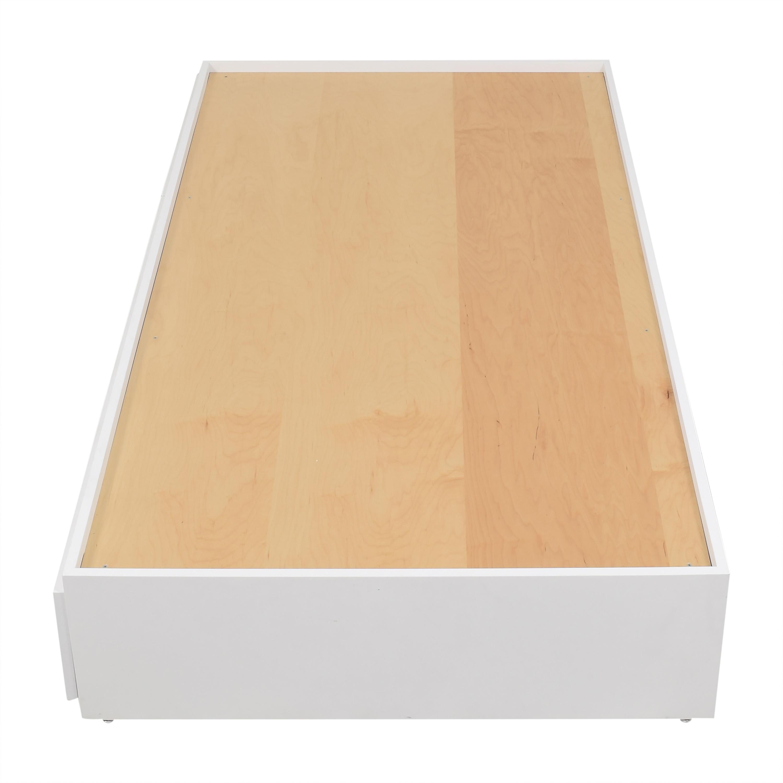 shop Urbangreen Twin Storage Bed Urbangreen Furniture Beds