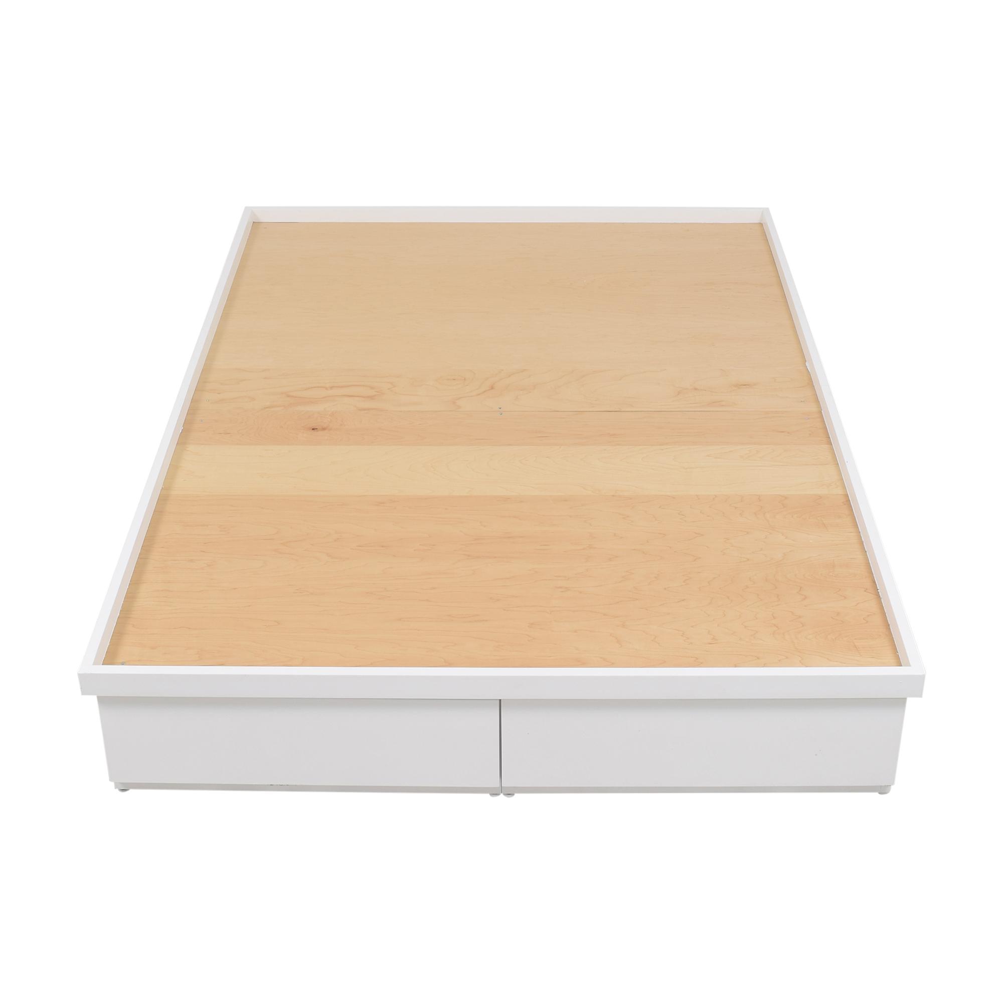 Urbangreen Furniture Urbangreen Full Storage Bed Bed Frames
