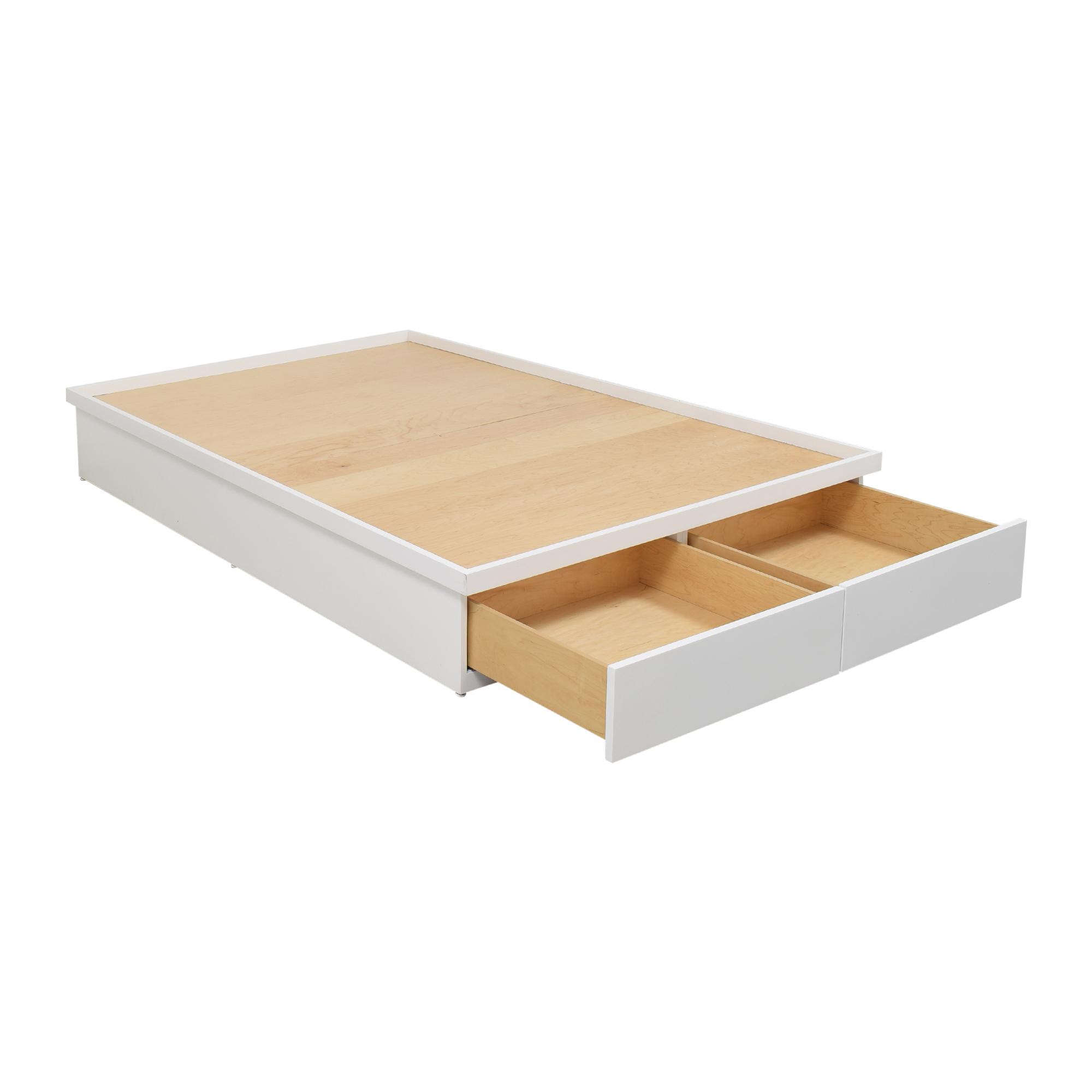Urbangreen Furniture Urbangreen Full Storage Bed on sale