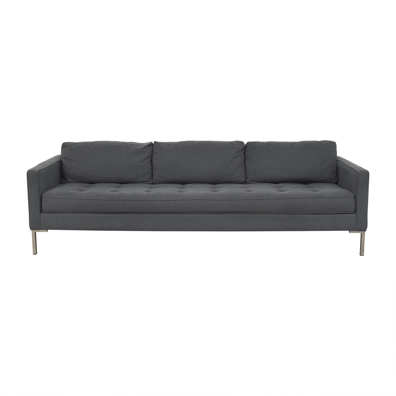 Blu Dot Paramount Tufted Sofa  / Sofas