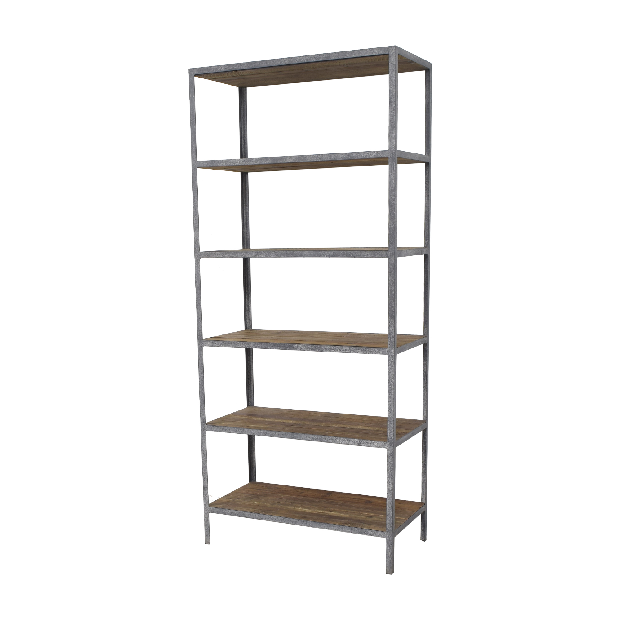 Restoration Hardware Restoration Hardware Vintage Industrial Single Shelving ct