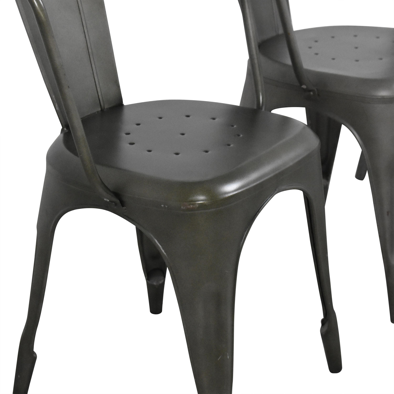 shop Restoration Hardware Restoration Hardware Marcel Modern Armchairs online