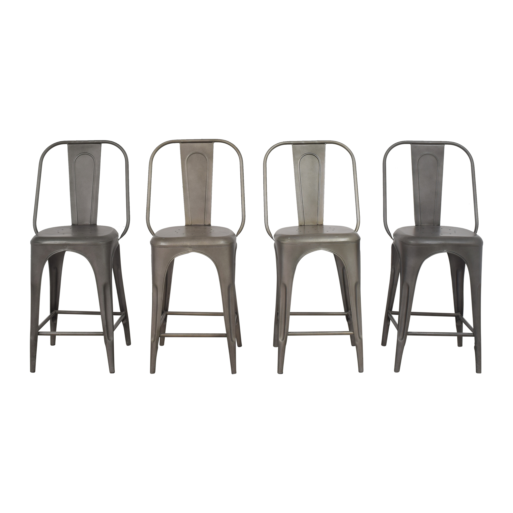 shop Restoration Hardware Restoration Hardware Remy Counter Stools online