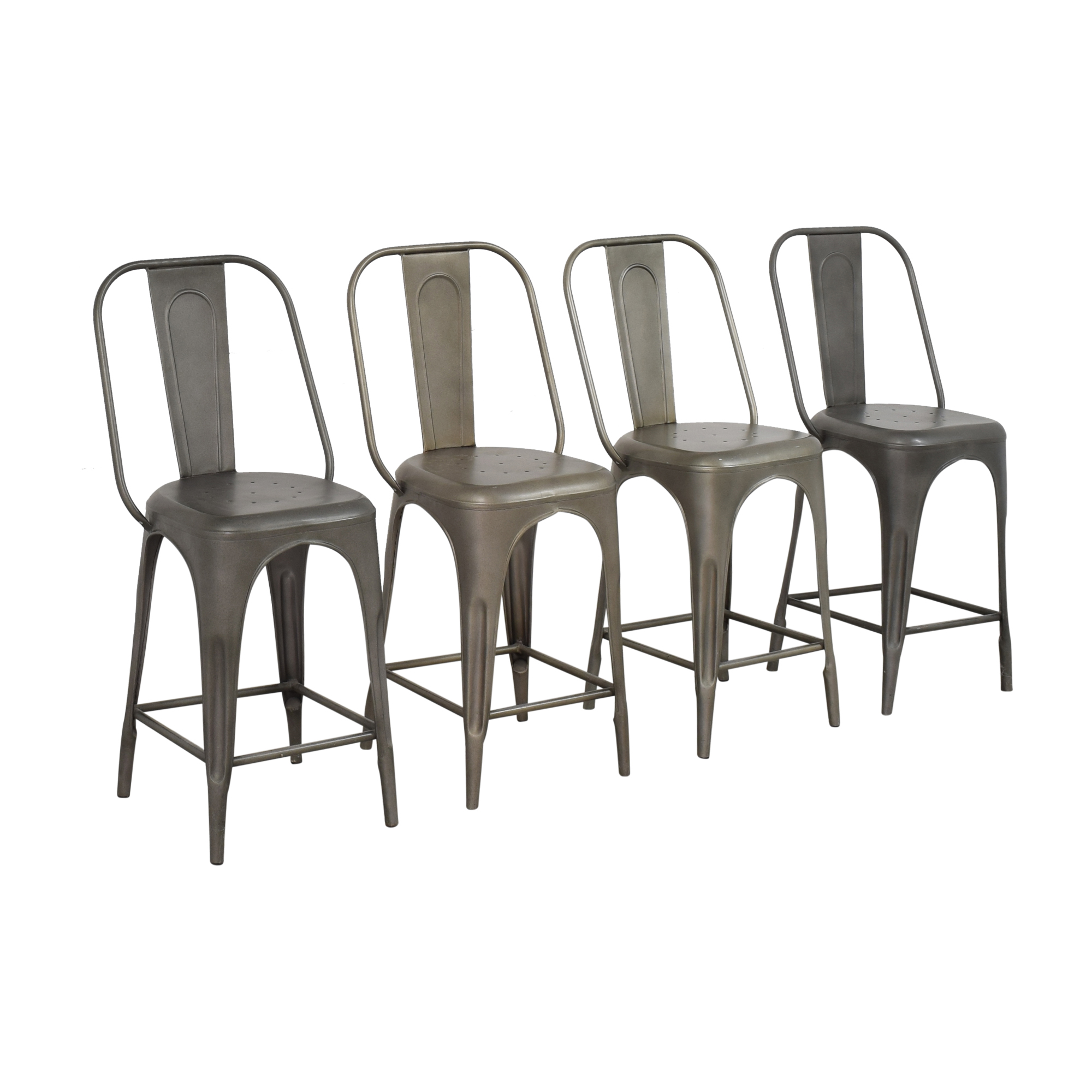 buy Restoration Hardware Restoration Hardware Remy Counter Stools online