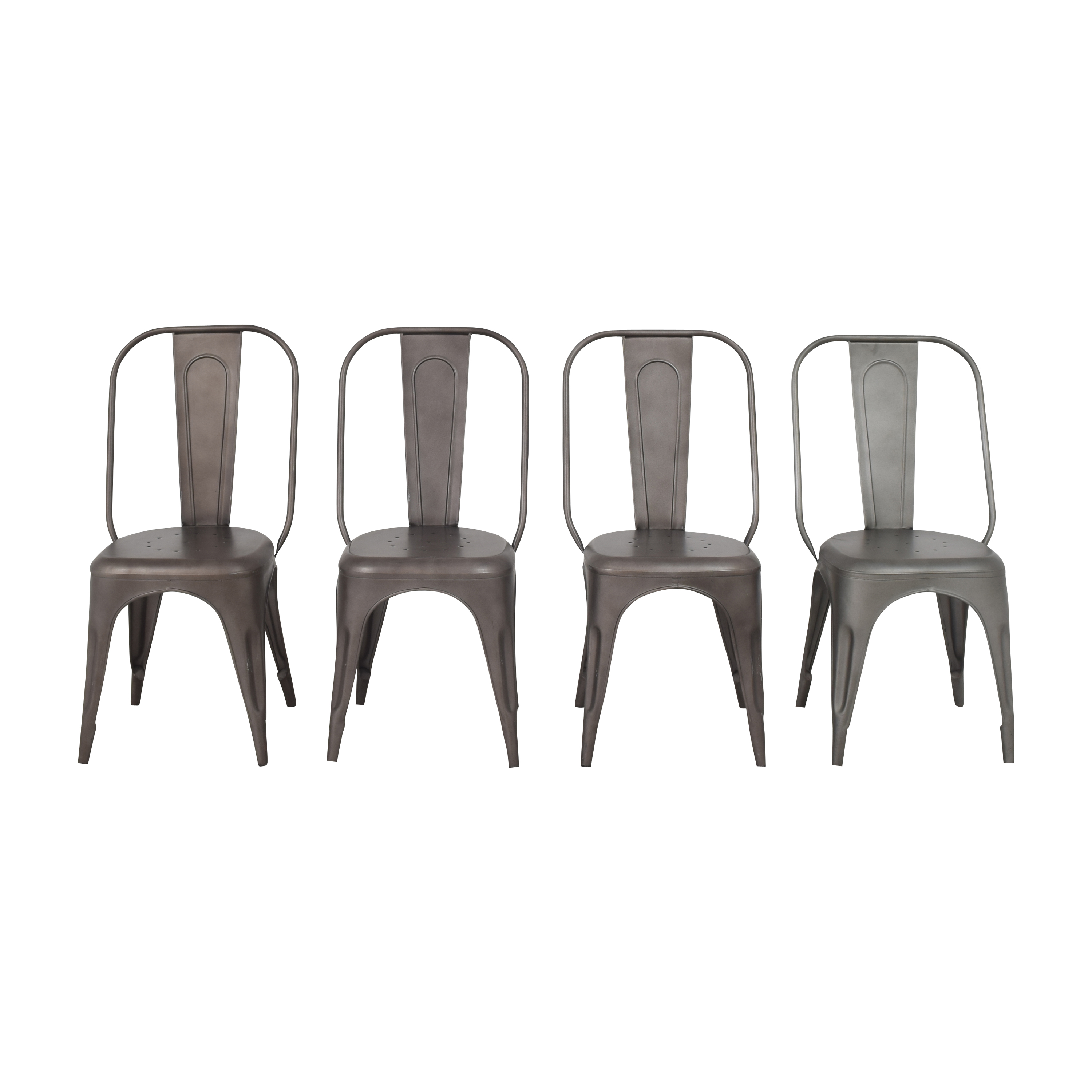 Restoration Hardware Restoration Hardware Remy Side Chairs  used