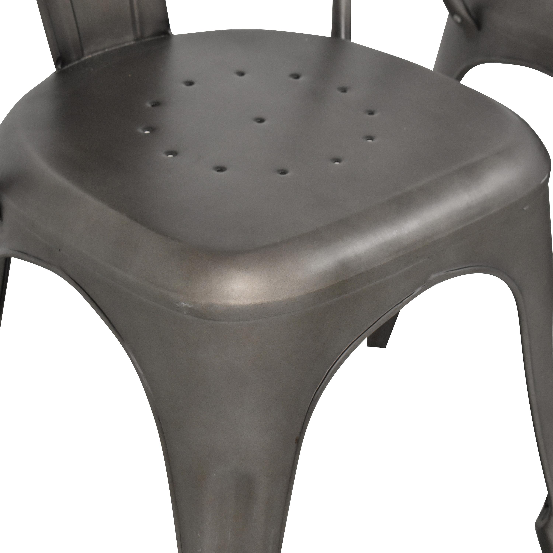 shop Restoration Hardware Remy Side Chairs  Restoration Hardware Chairs