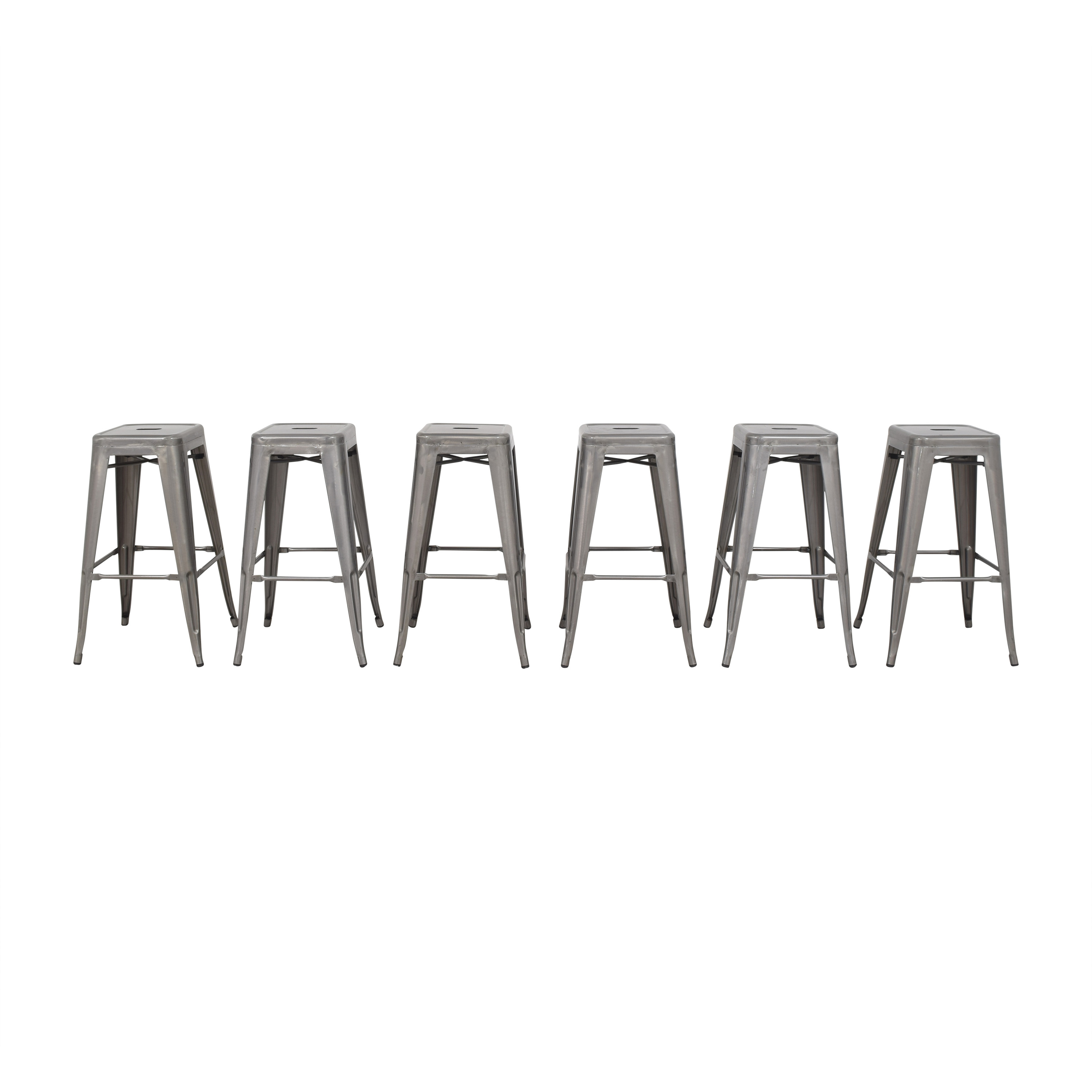 Adeco Trading Adeco Trading Modern Bar Stools dimensions