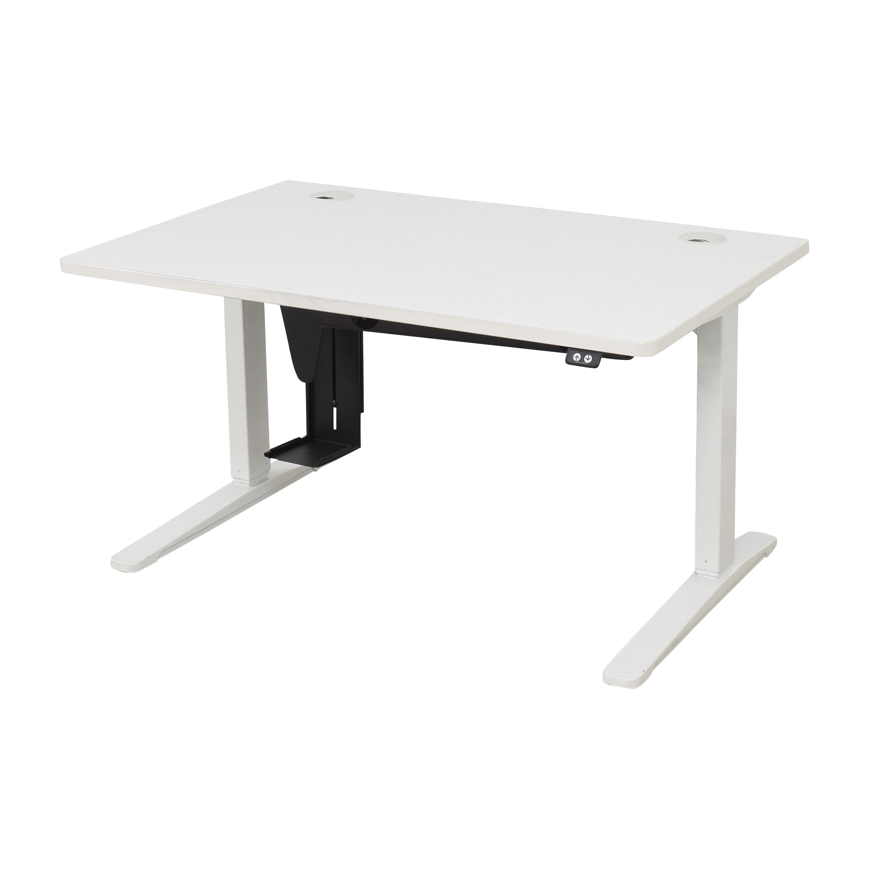 UPLIFT UPLIFT Adjustable Standing Desk white