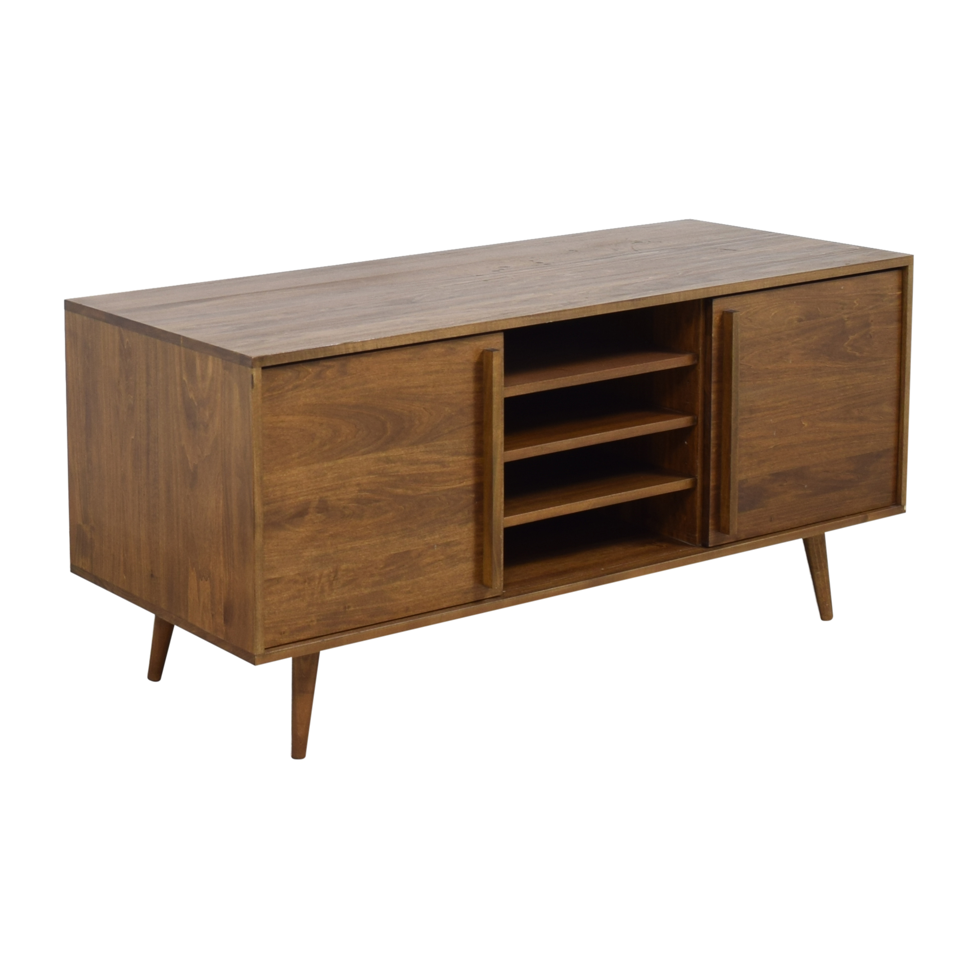 buy Design Within Reach Sliding Door Credenza Design Within Reach