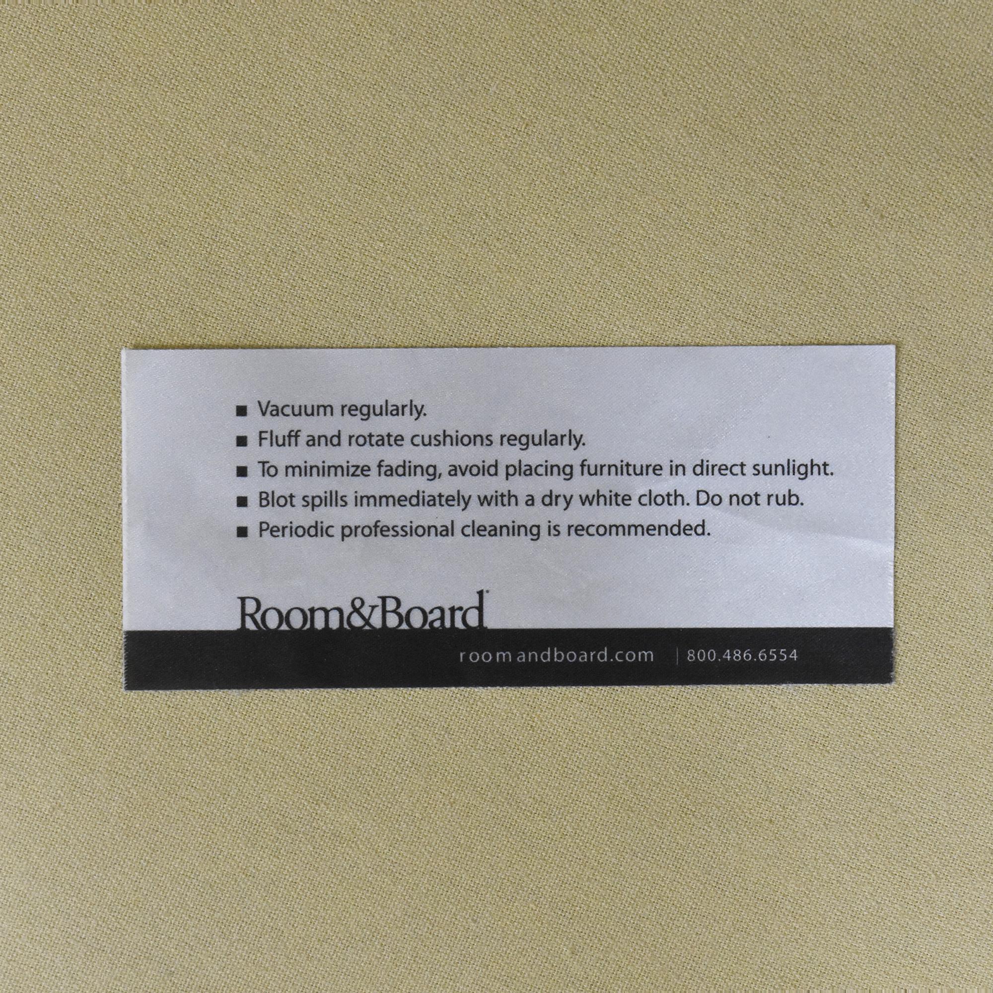 shop Room & Board Reese Sectional Sofa Room & Board Sofas