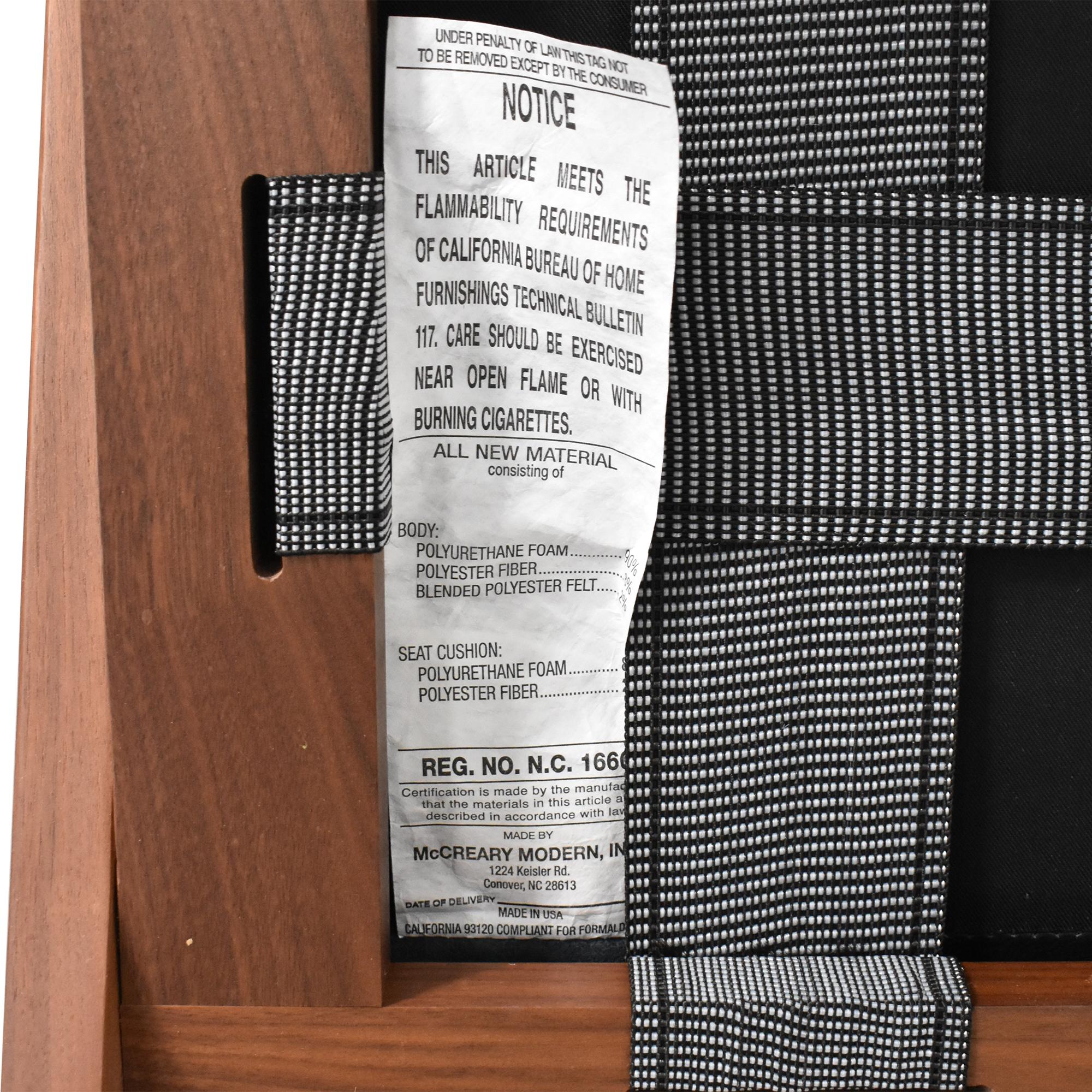 buy Room & Board Sanna Accent Chair by McCreary Modern Room & Board