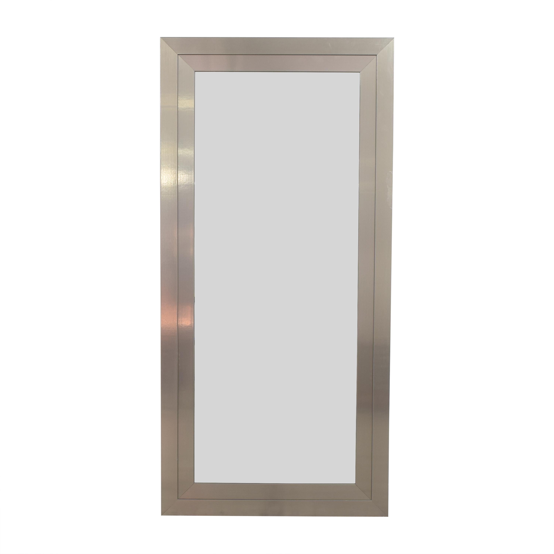 The Mirror Company Floor Mirror nyc