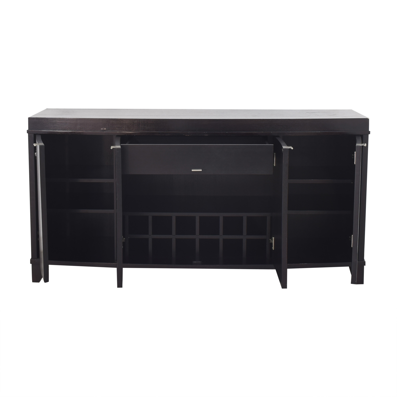 Crate & Barrel Portland Sideboard / Storage